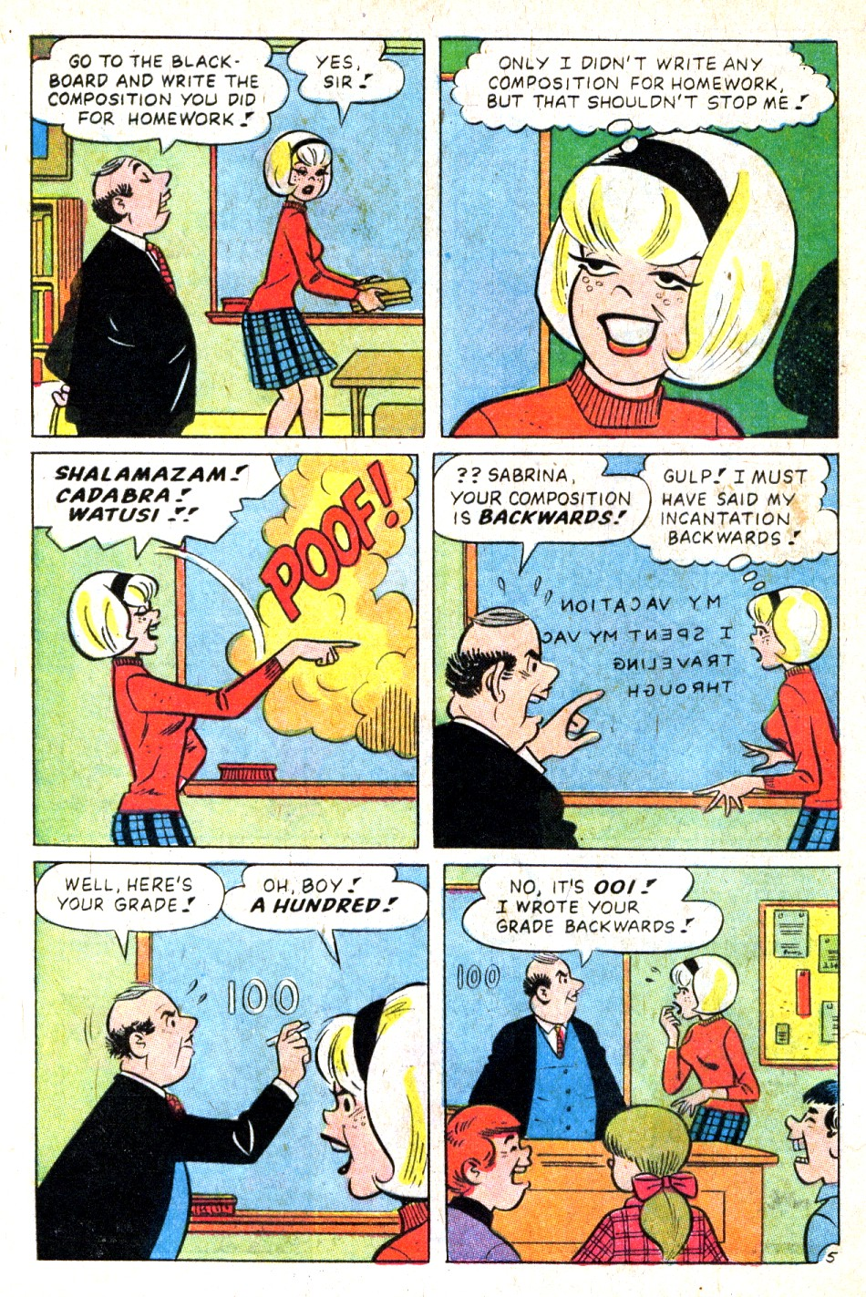 Archie's Madhouse issue 53 - Page 28