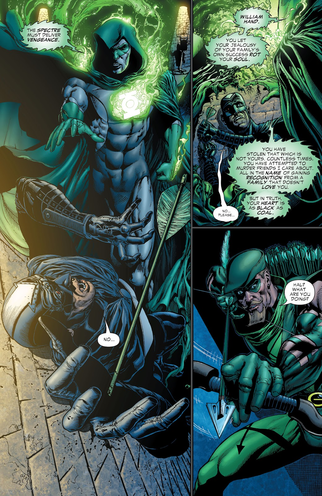 Read online Green Lantern by Geoff Johns comic -  Issue # TPB 1 (Part 1) - 26
