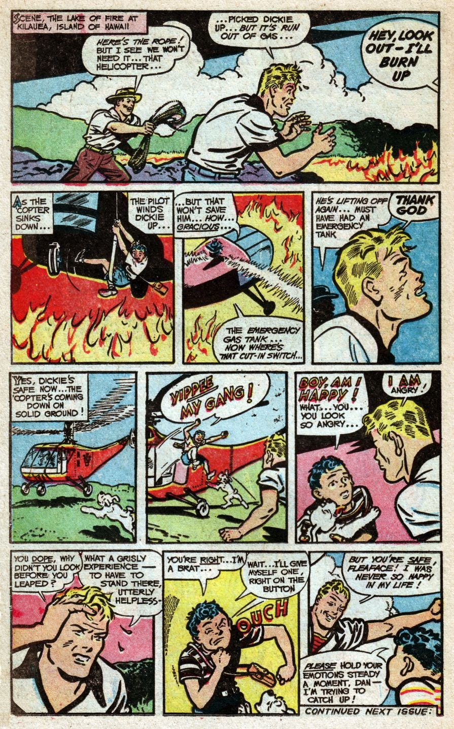 Read online Famous Funnies comic -  Issue #216 - 26