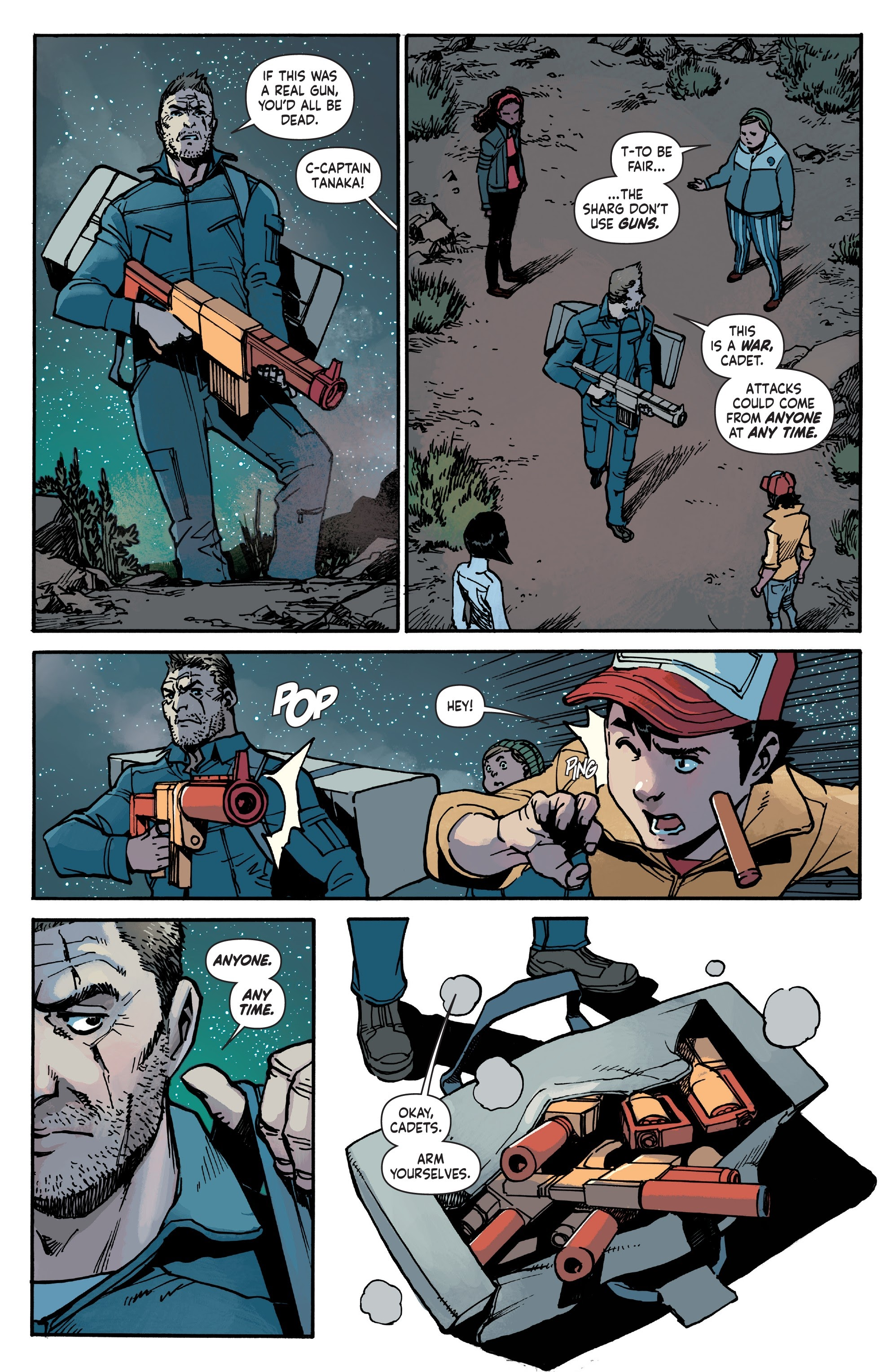 Mech Cadet Yu #_TPB_2 #15 - English 20