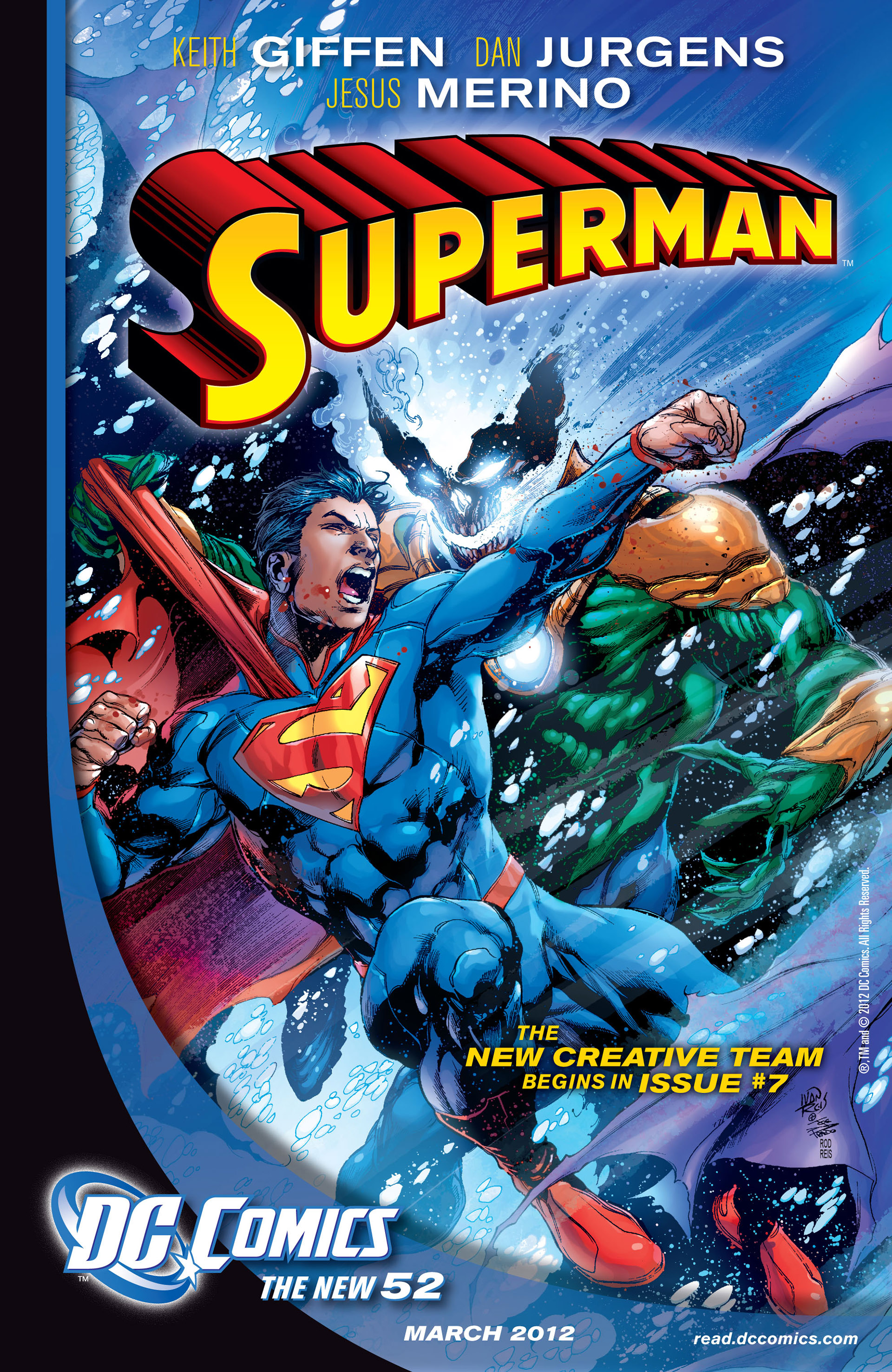 Read online Action Comics (2011) comic -  Issue #9 - 32
