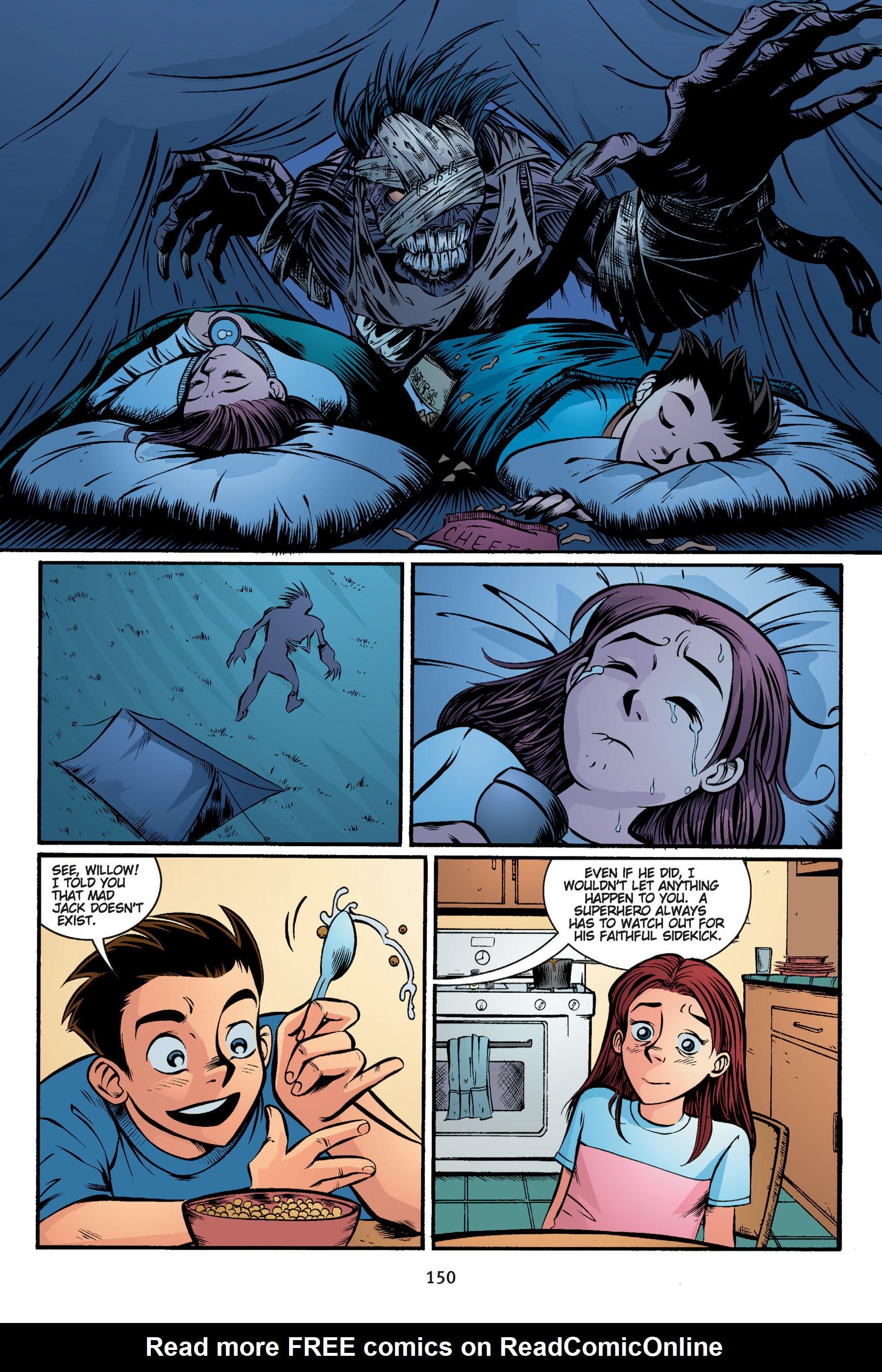Read online Buffy the Vampire Slayer: Omnibus comic -  Issue # TPB 5 - 150