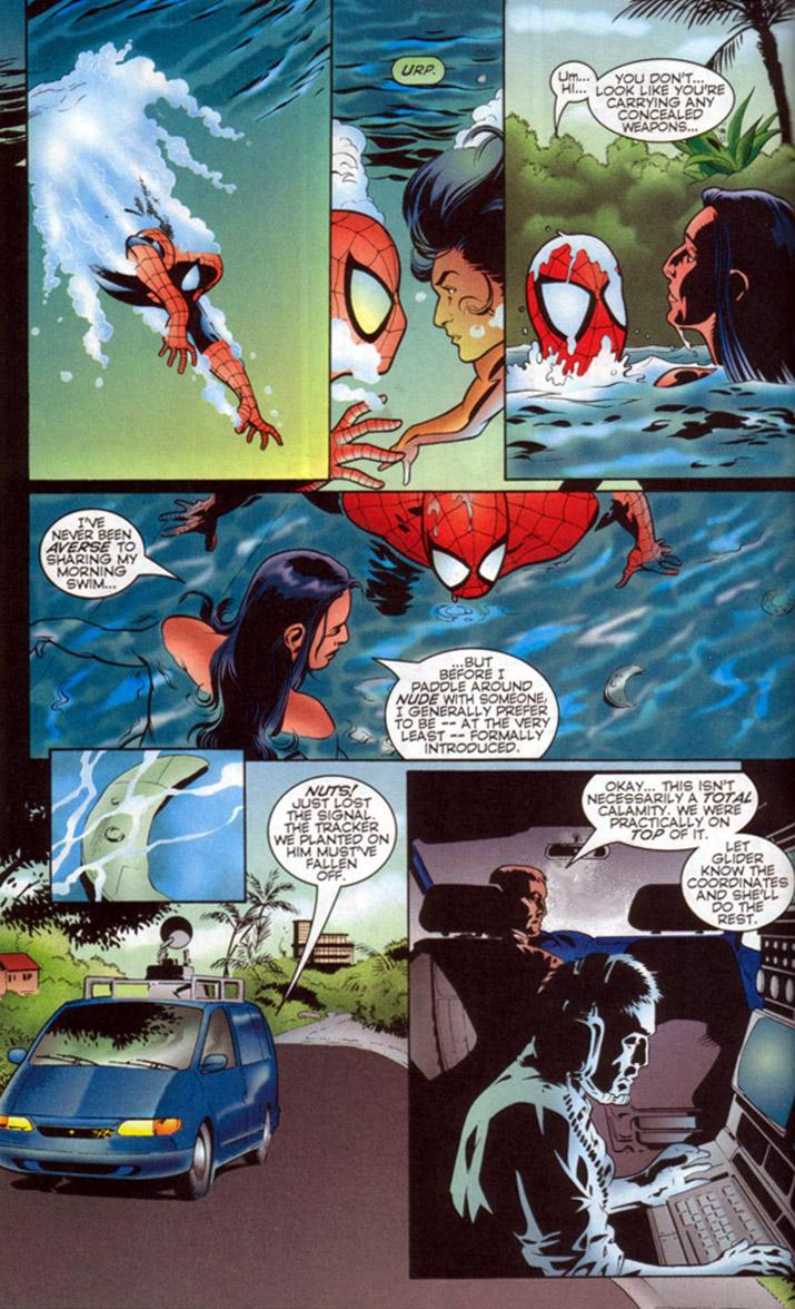 Read online Spider-Man/Gen13 comic -  Issue # Full - 27