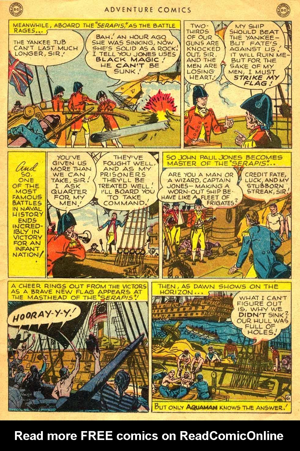 Read online Adventure Comics (1938) comic -  Issue #121 - 18