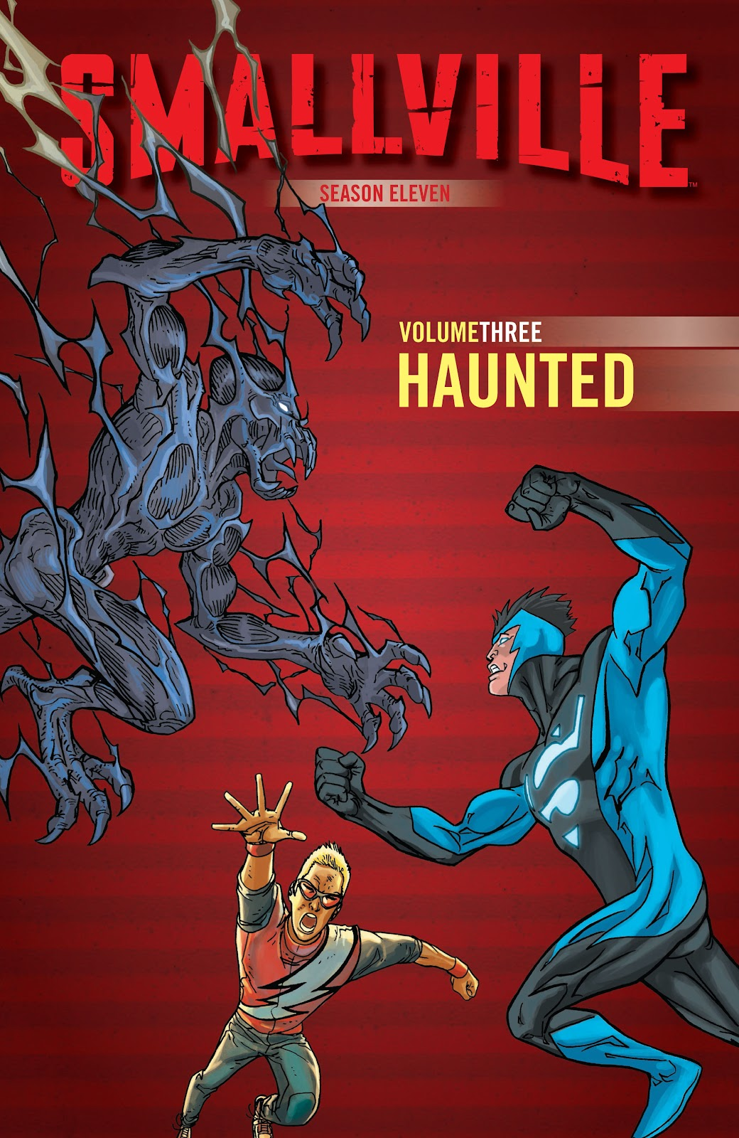 Read online Smallville Season 11 [II] comic -  Issue # TPB 3 - 2