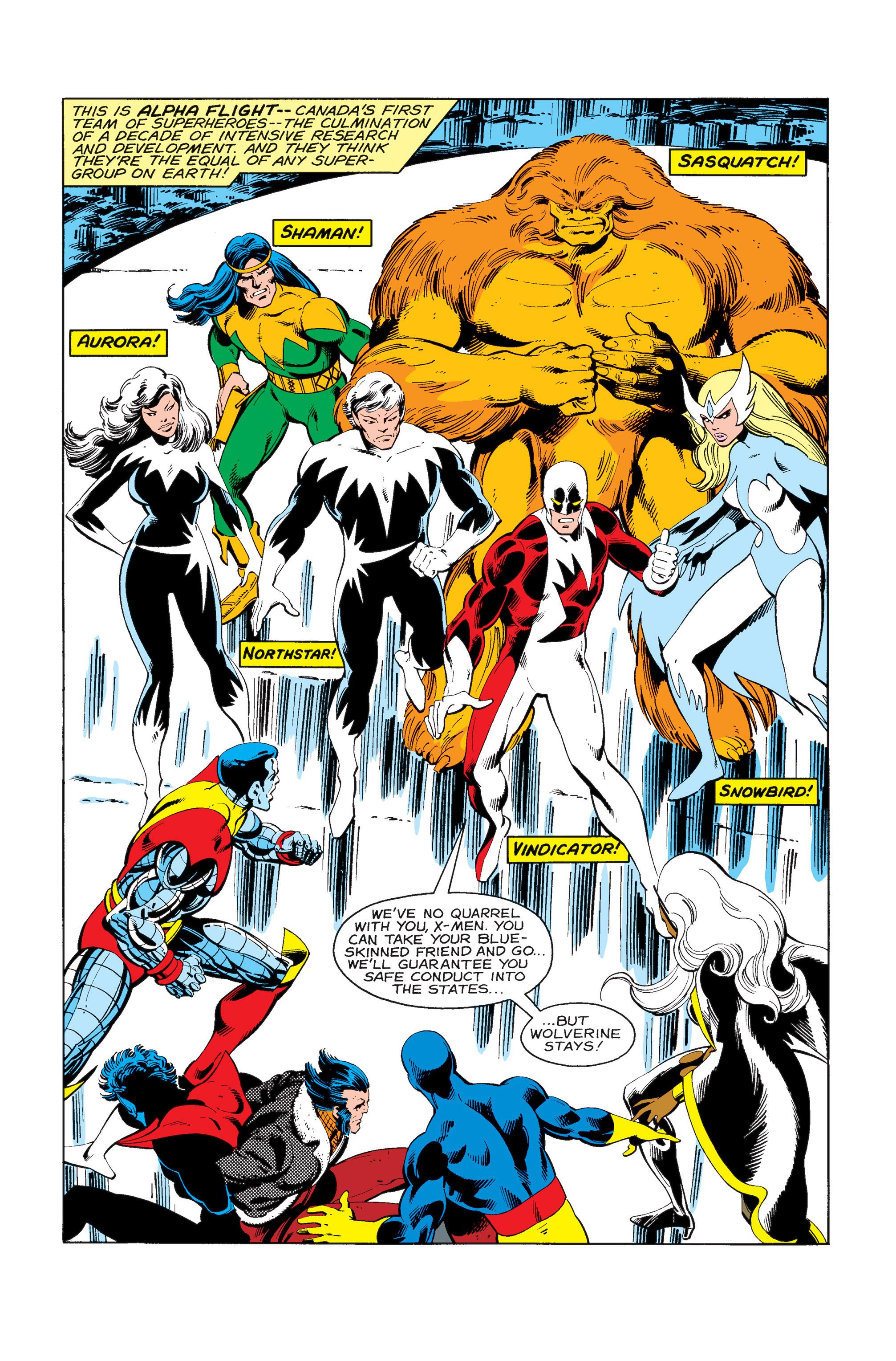 Uncanny X-Men (1963) 121 Page 5