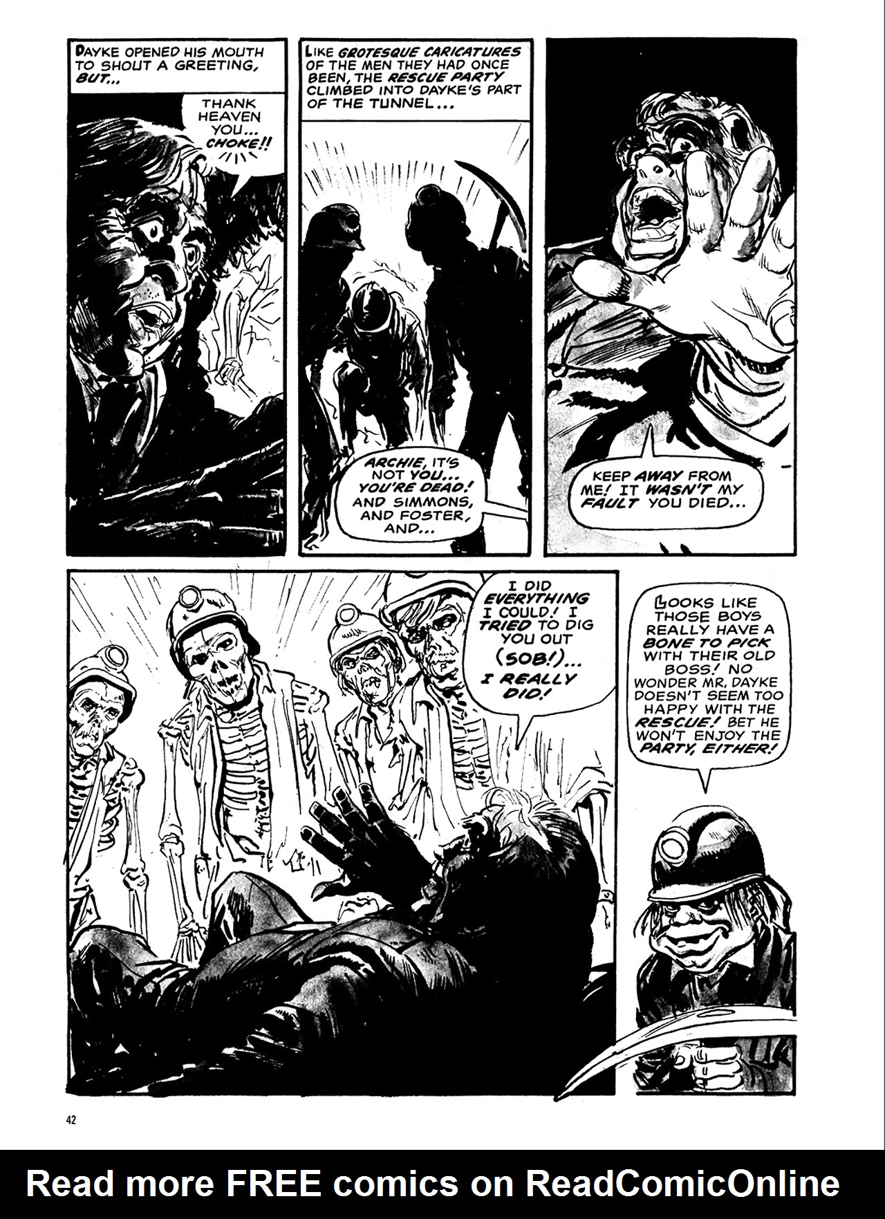 Read online Eerie Archives comic -  Issue # TPB 6 - 43