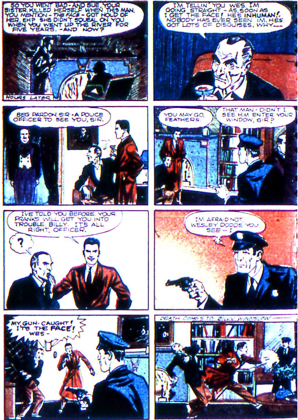Read online Adventure Comics (1938) comic -  Issue #44 - 4