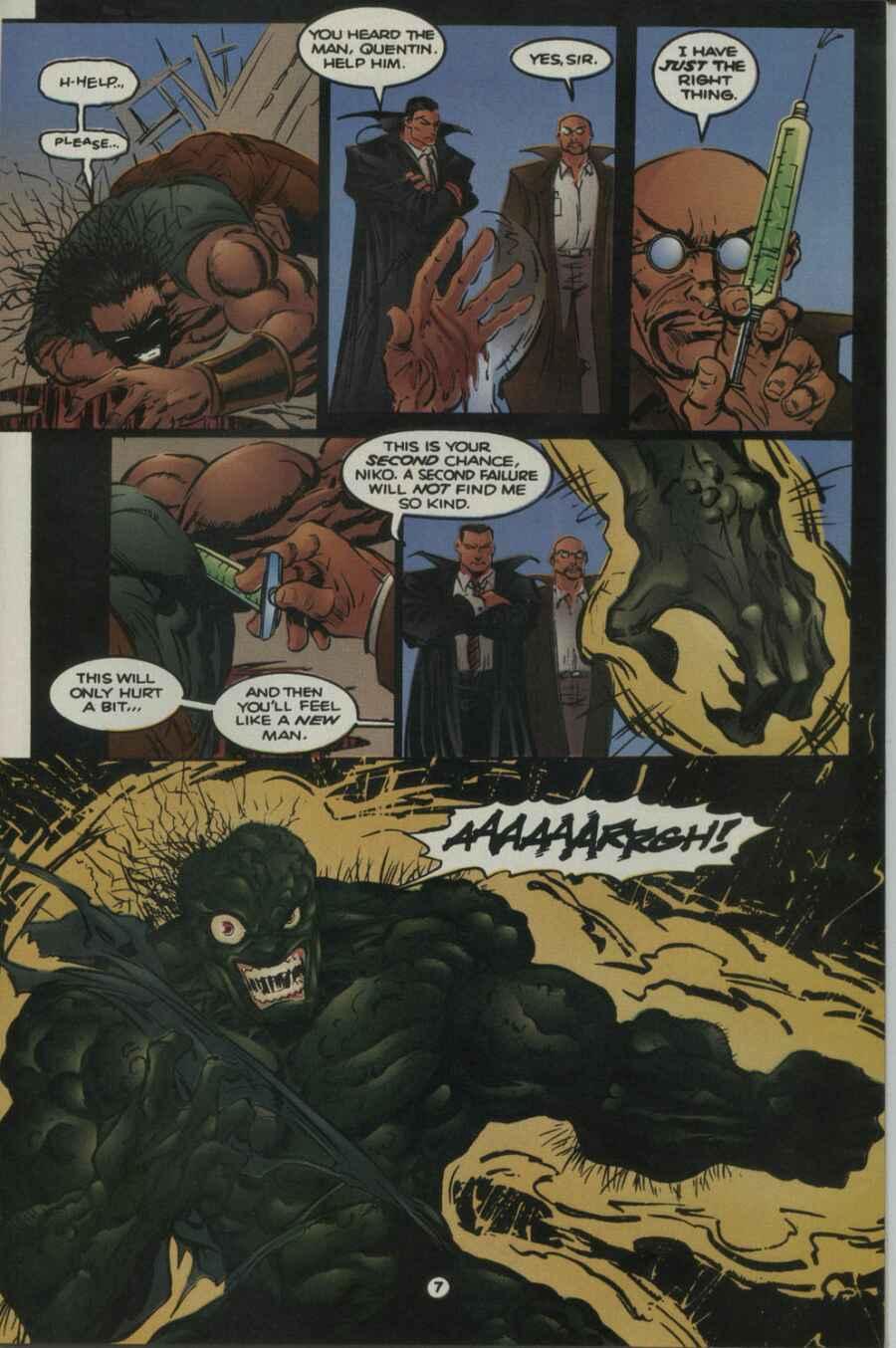 Read online Ultraverse Premiere comic -  Issue #2 - 7