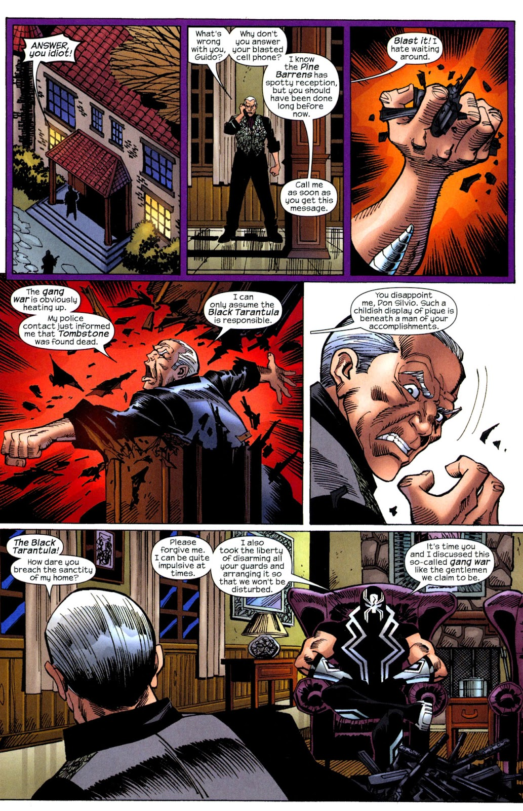 Web of Spider-Man (2009) Issue #1 #1 - English 28