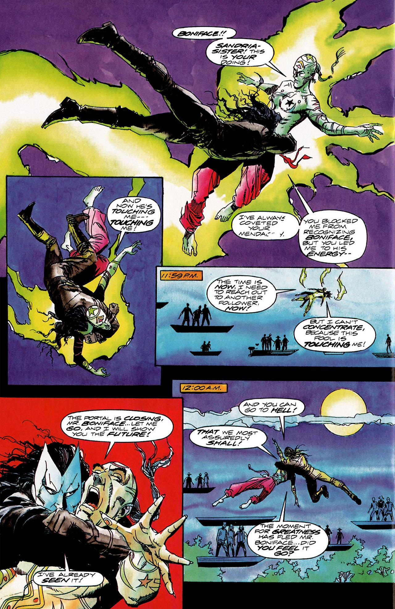 Read online Shadowman (1992) comic -  Issue #12 - 19