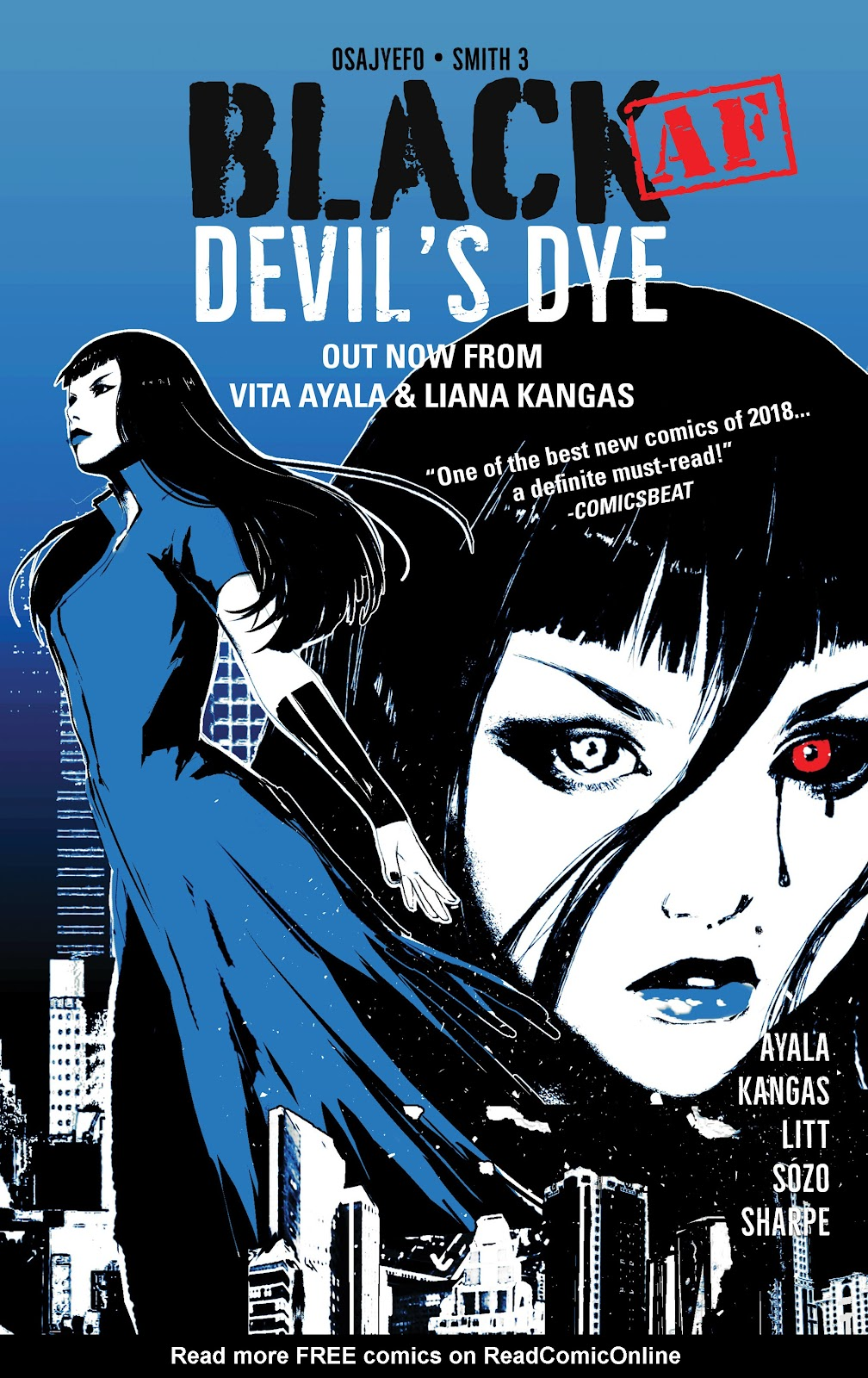 Read online Devil Within comic -  Issue #3 - 26