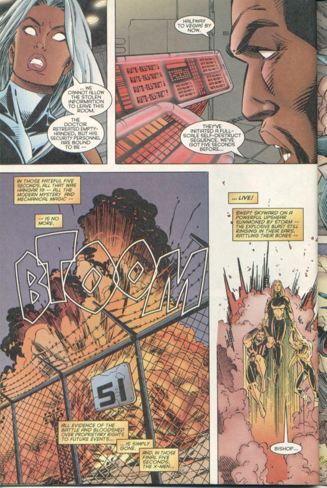 Read online Uncanny X-Men (1963) comic -  Issue # _Annual 1996 - 41