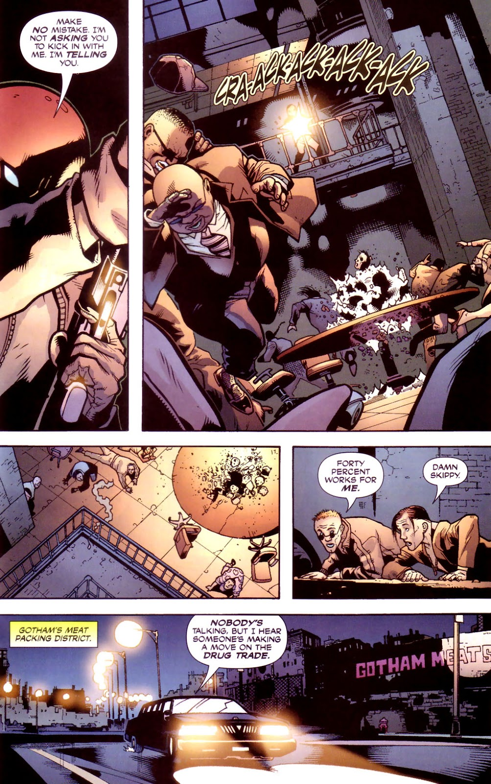 Batman: Under The Hood issue 1 - Page 19