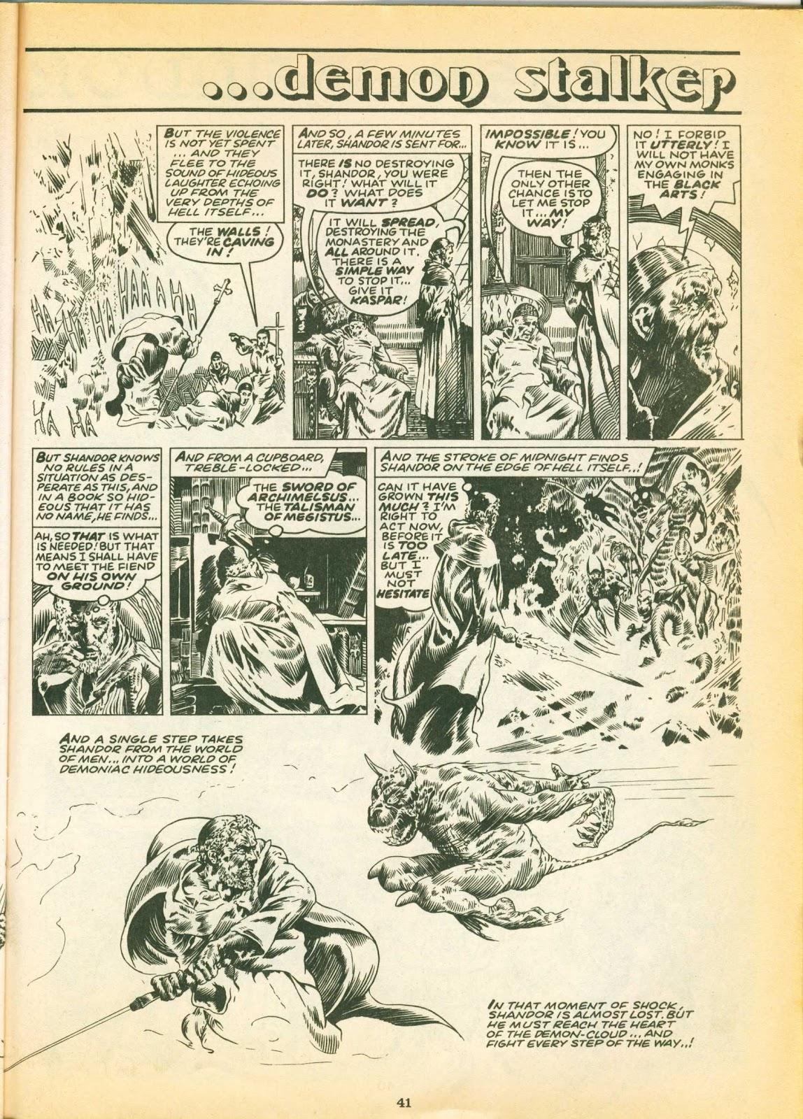 Warrior Issue #1 #2 - English 41