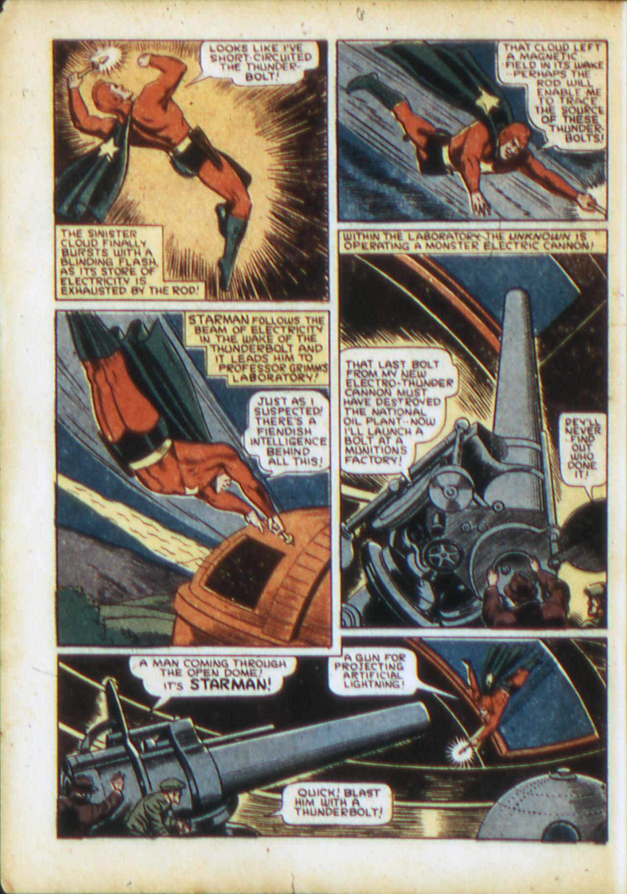 Read online Adventure Comics (1938) comic -  Issue #71 - 9