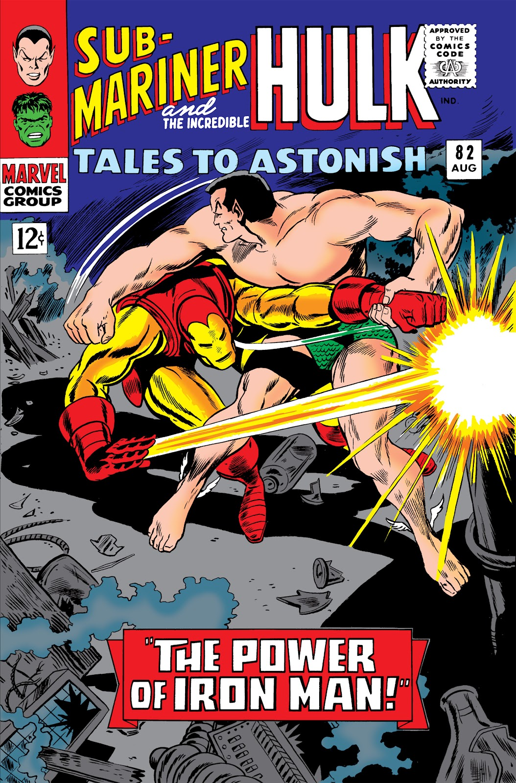 Read online Marvel Masterworks: The Invincible Iron Man comic -  Issue # TPB 3 (Part 5) - 17
