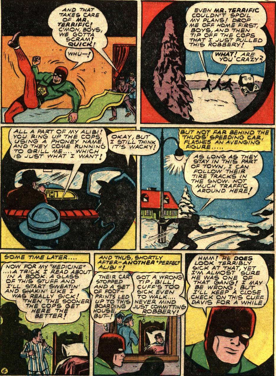 Read online Sensation (Mystery) Comics comic -  Issue #58 - 34