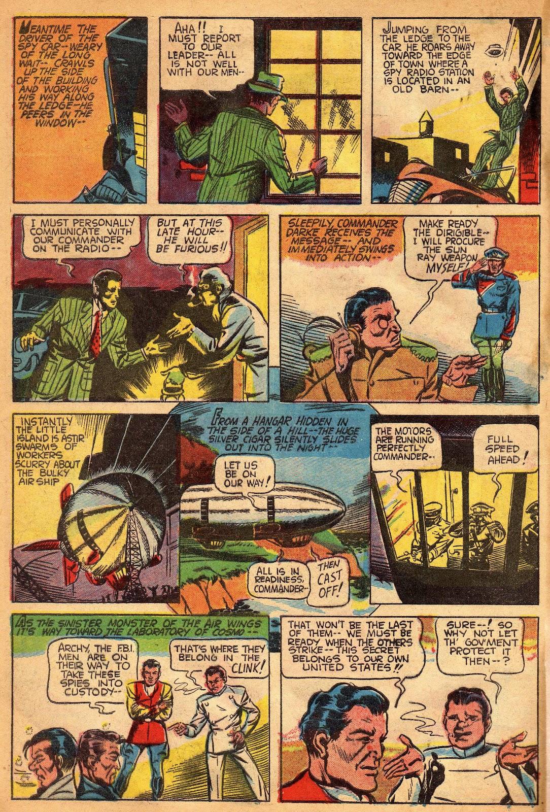 Bang-Up Comics issue 1 - Page 7