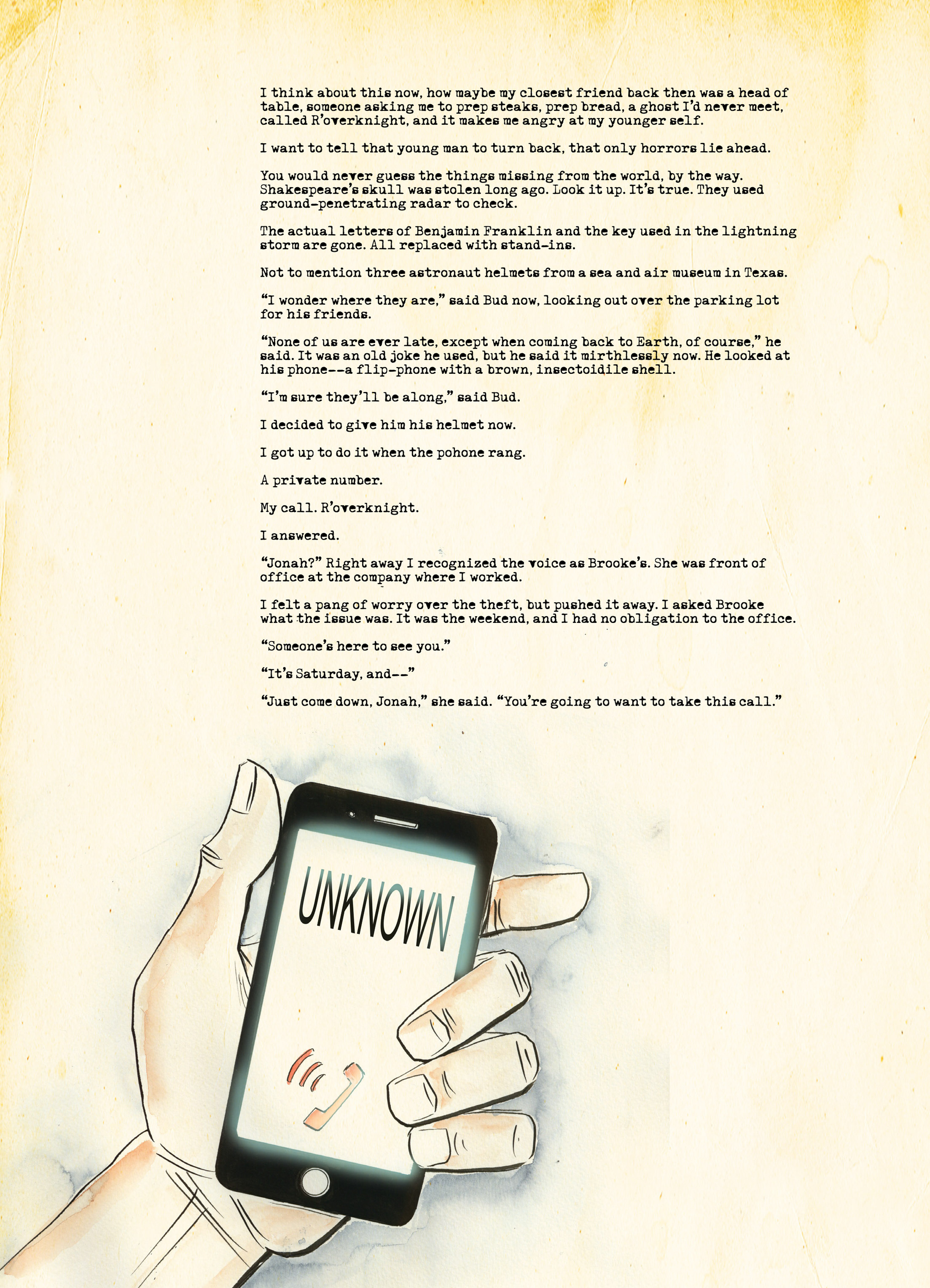 Read online A.D.: After Death comic -  Issue #2 - 24