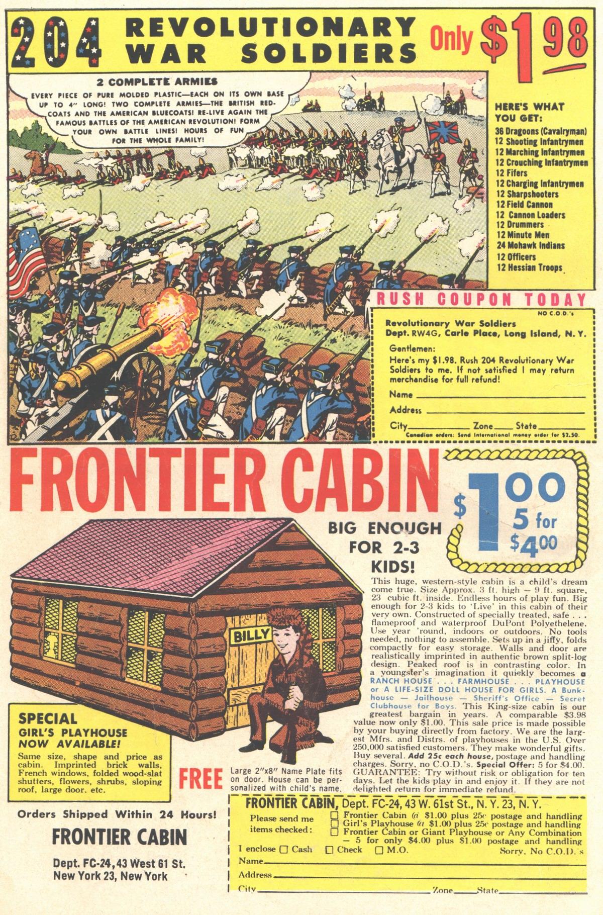 Read online Adventure Comics (1938) comic -  Issue #293 - 36