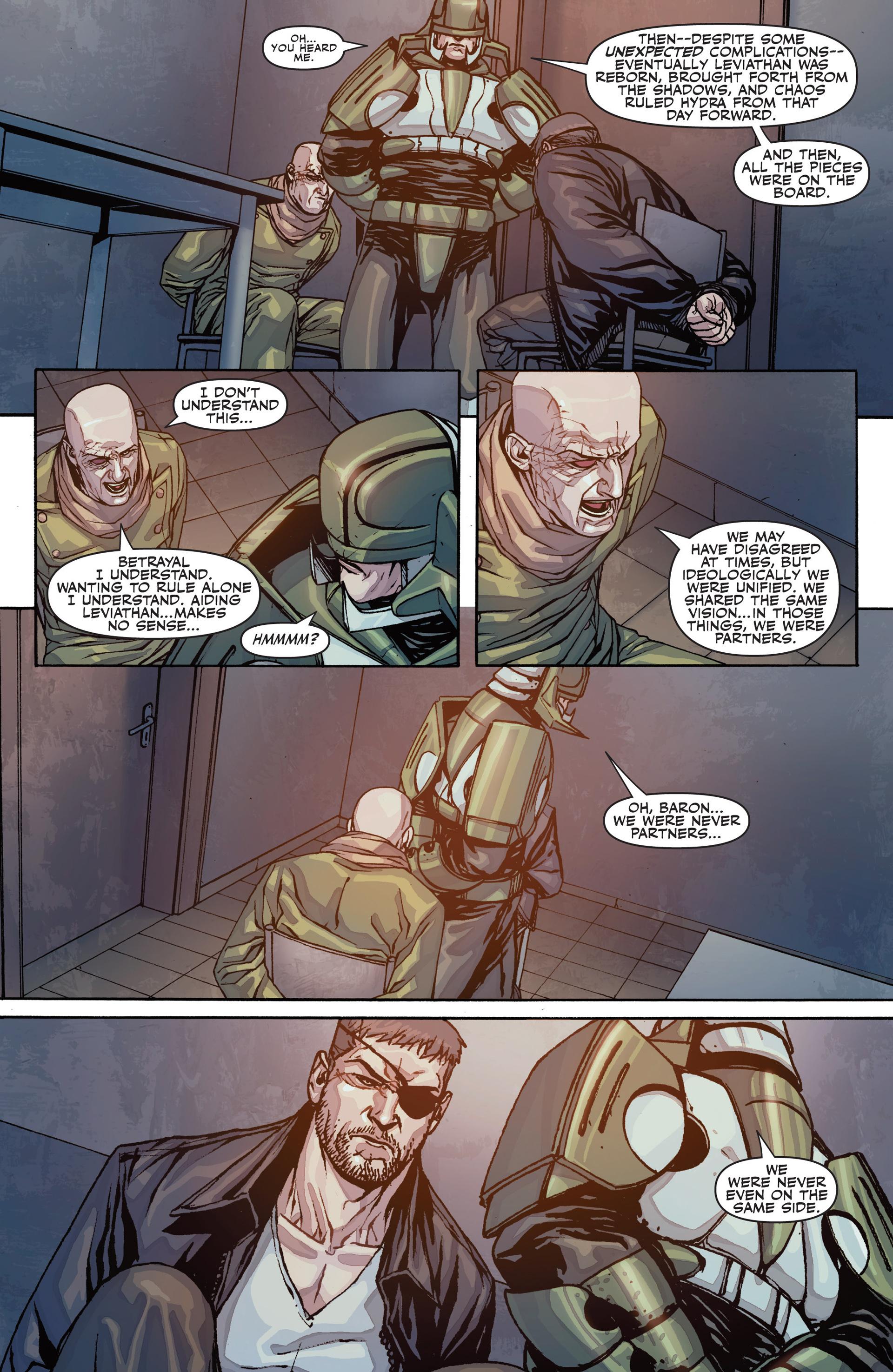 Read online Secret Warriors comic -  Issue #26 - 15