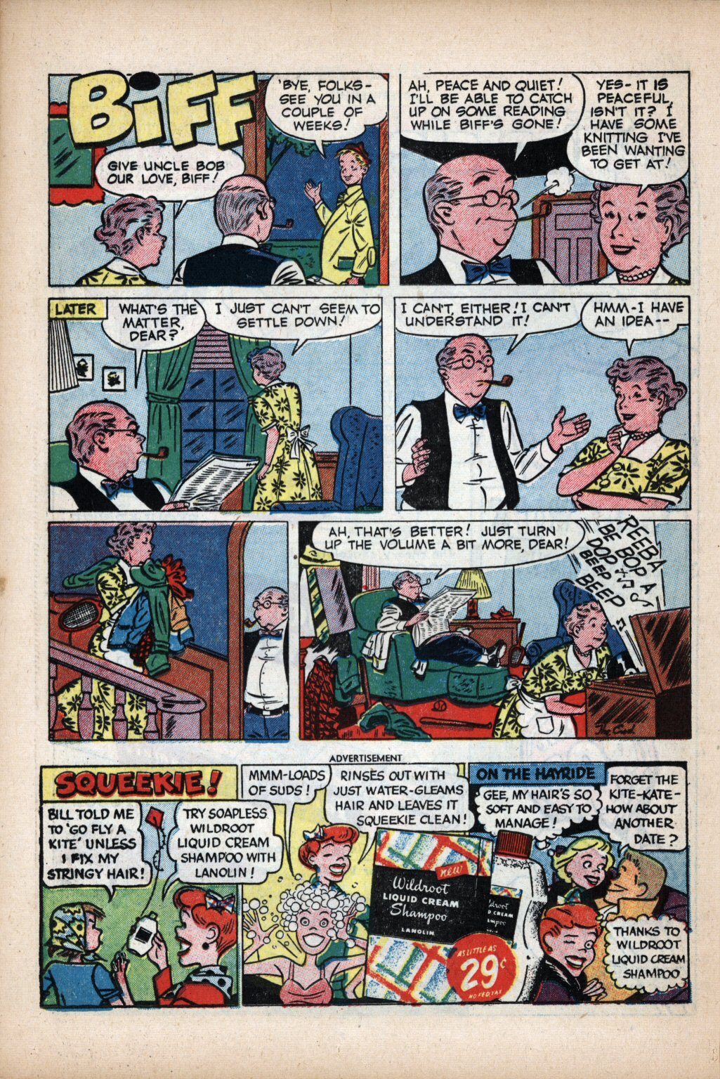 The Adventures of Bob Hope issue 11 - Page 32