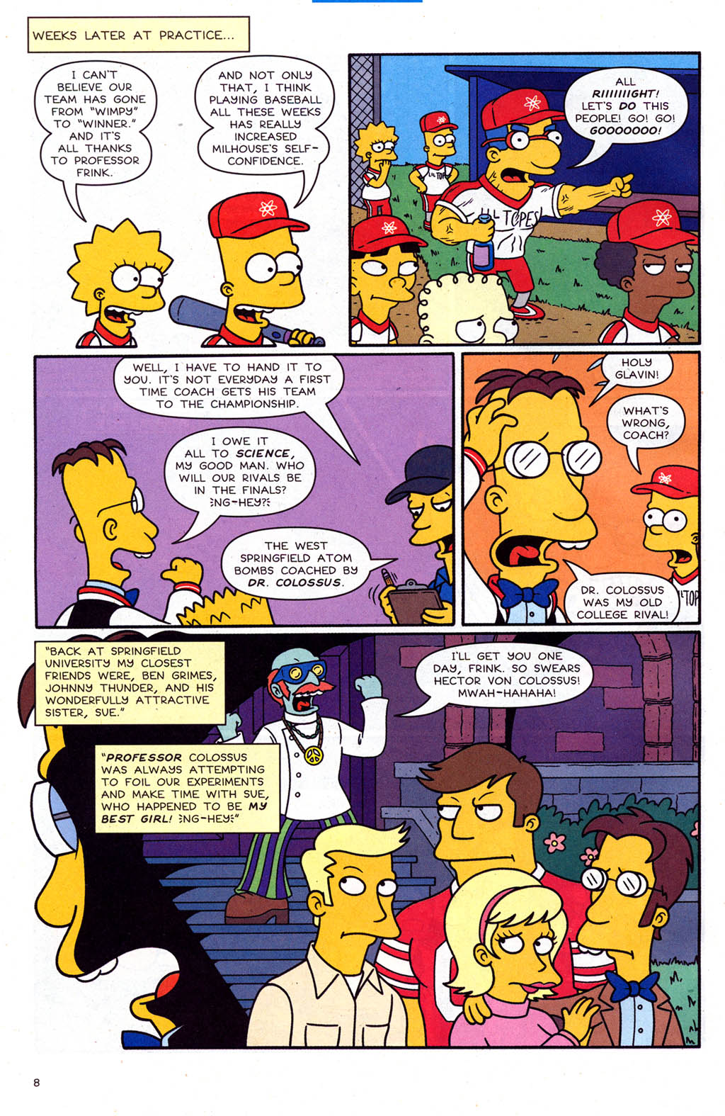 Read online Simpsons Comics Presents Bart Simpson comic -  Issue #21 - 10