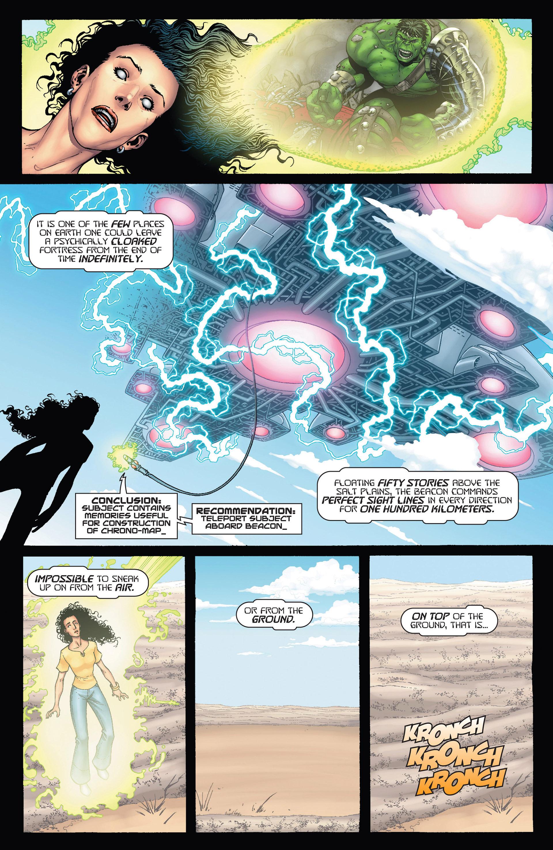 Read online Super-Villain Team-Up/MODOK's 11 comic -  Issue #3 - 4