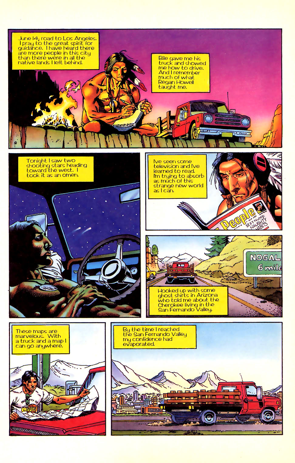Read online Turok, Dinosaur Hunter (1993) comic -  Issue #11 - 9