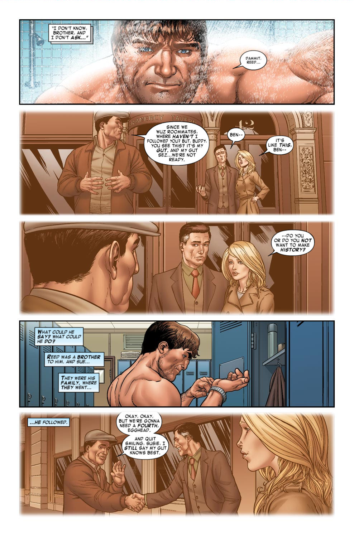 Read online Fantastic Four: Season One comic -  Issue # TPB - 10