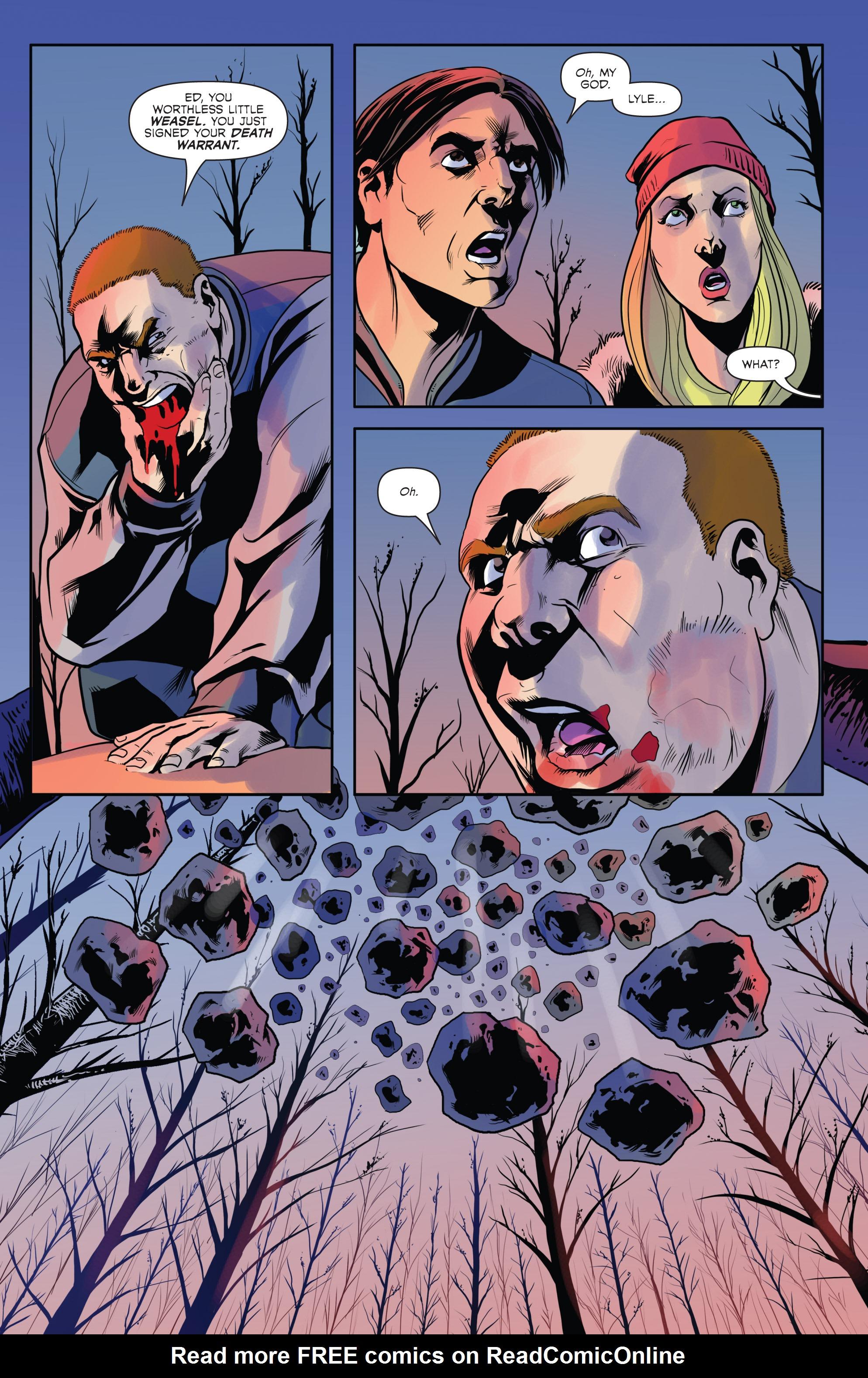 Read online Hoax Hunters (2012) comic -  Issue # TPB 2 - 8