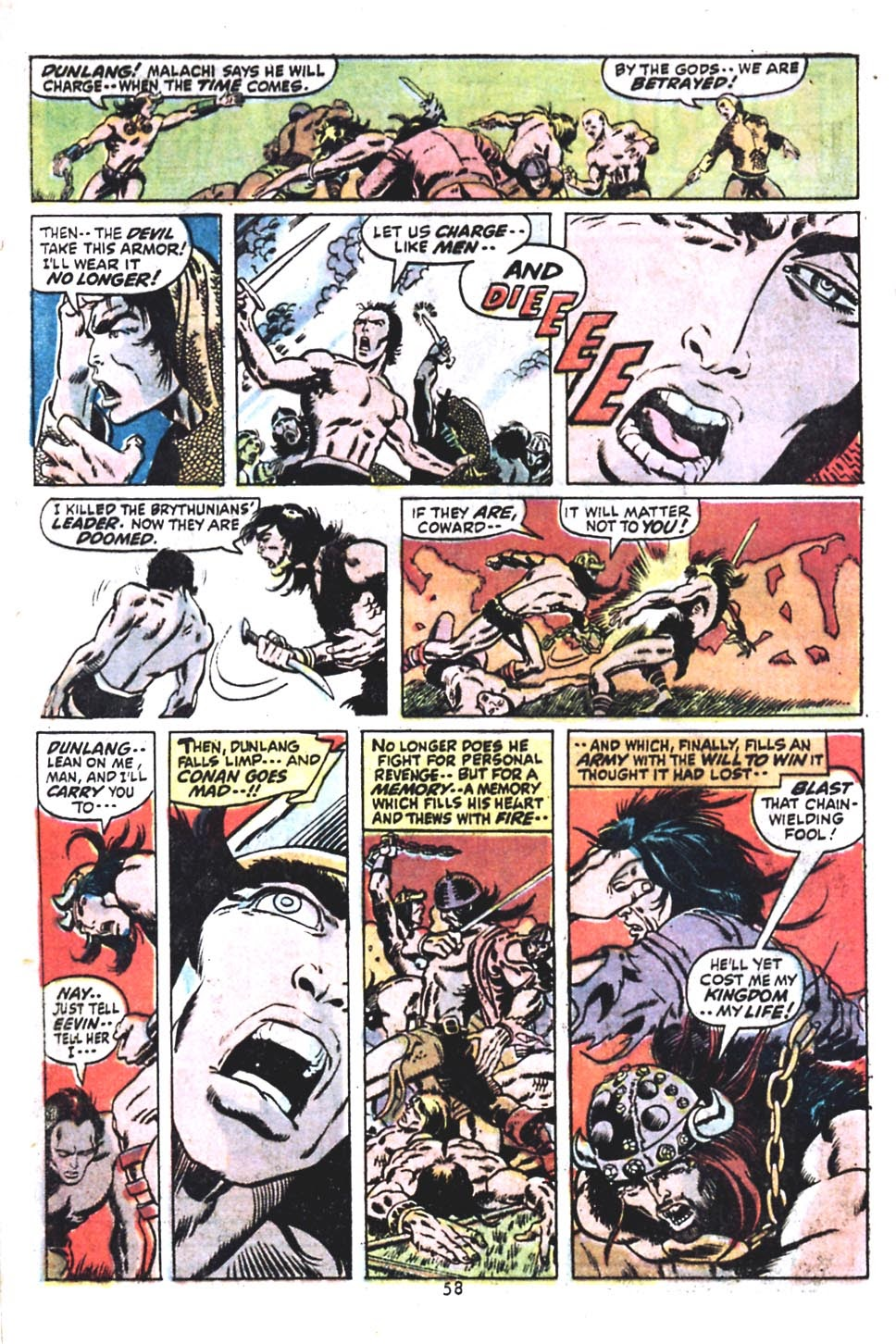 Giant-Size Conan issue 1 - Page 47