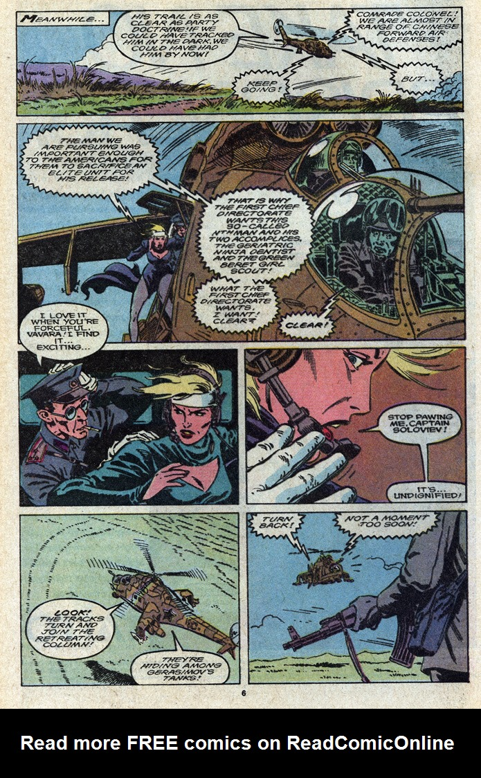 Read online Nth Man the Ultimate Ninja comic -  Issue #3 - 6
