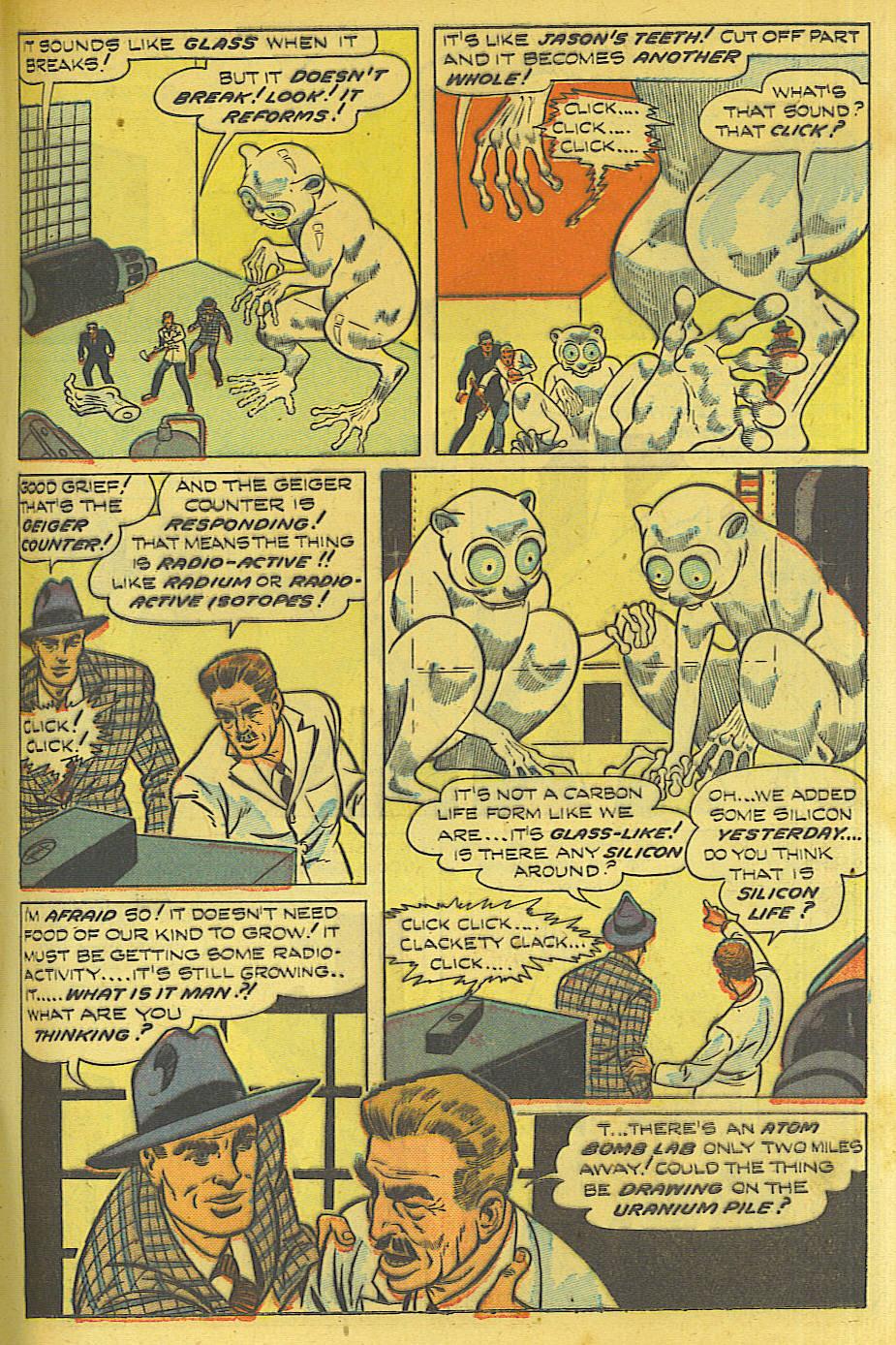 Read online Shadow Comics comic -  Issue #87 - 20