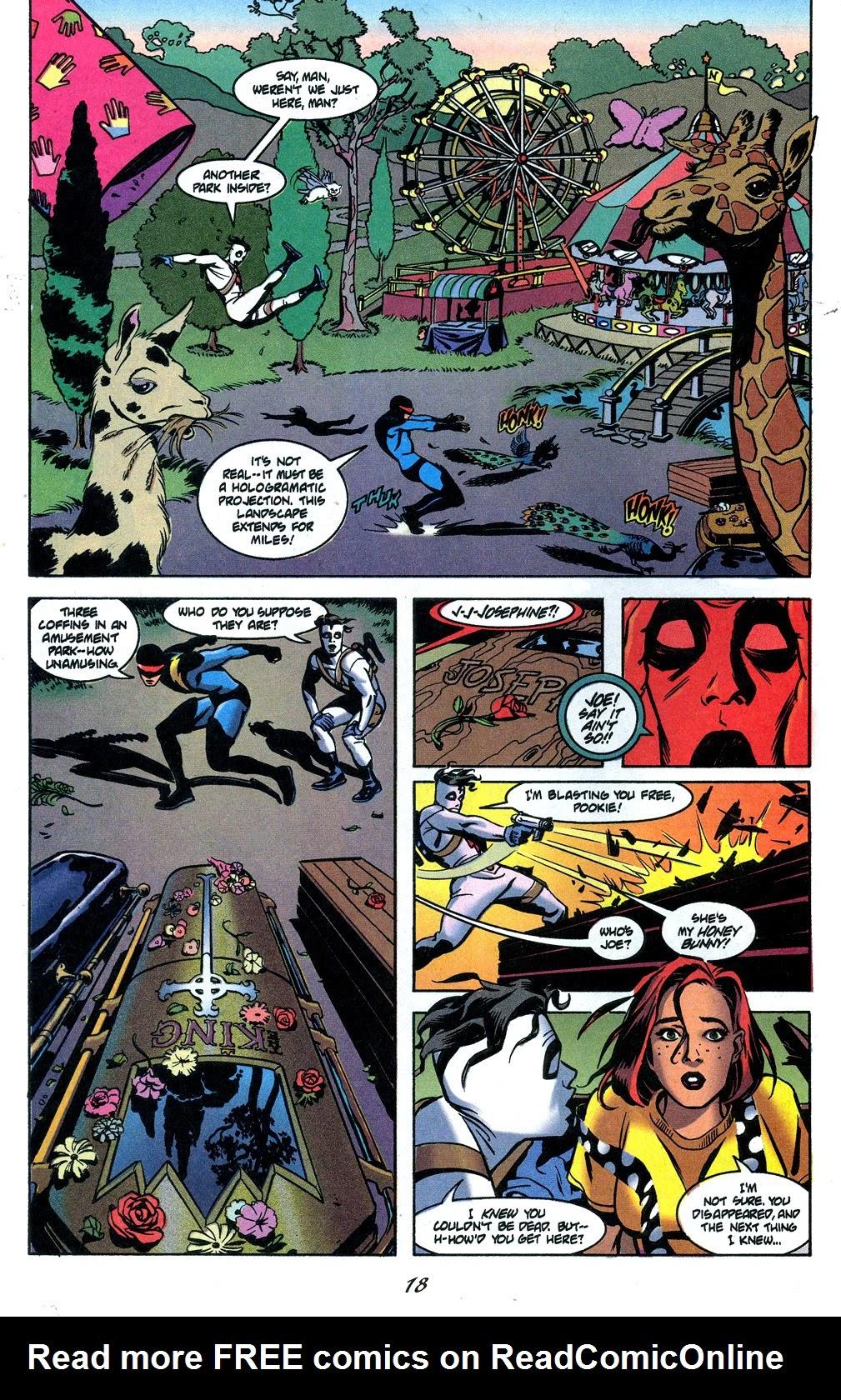 Read online Nexus Meets Madman comic -  Issue # Full - 20