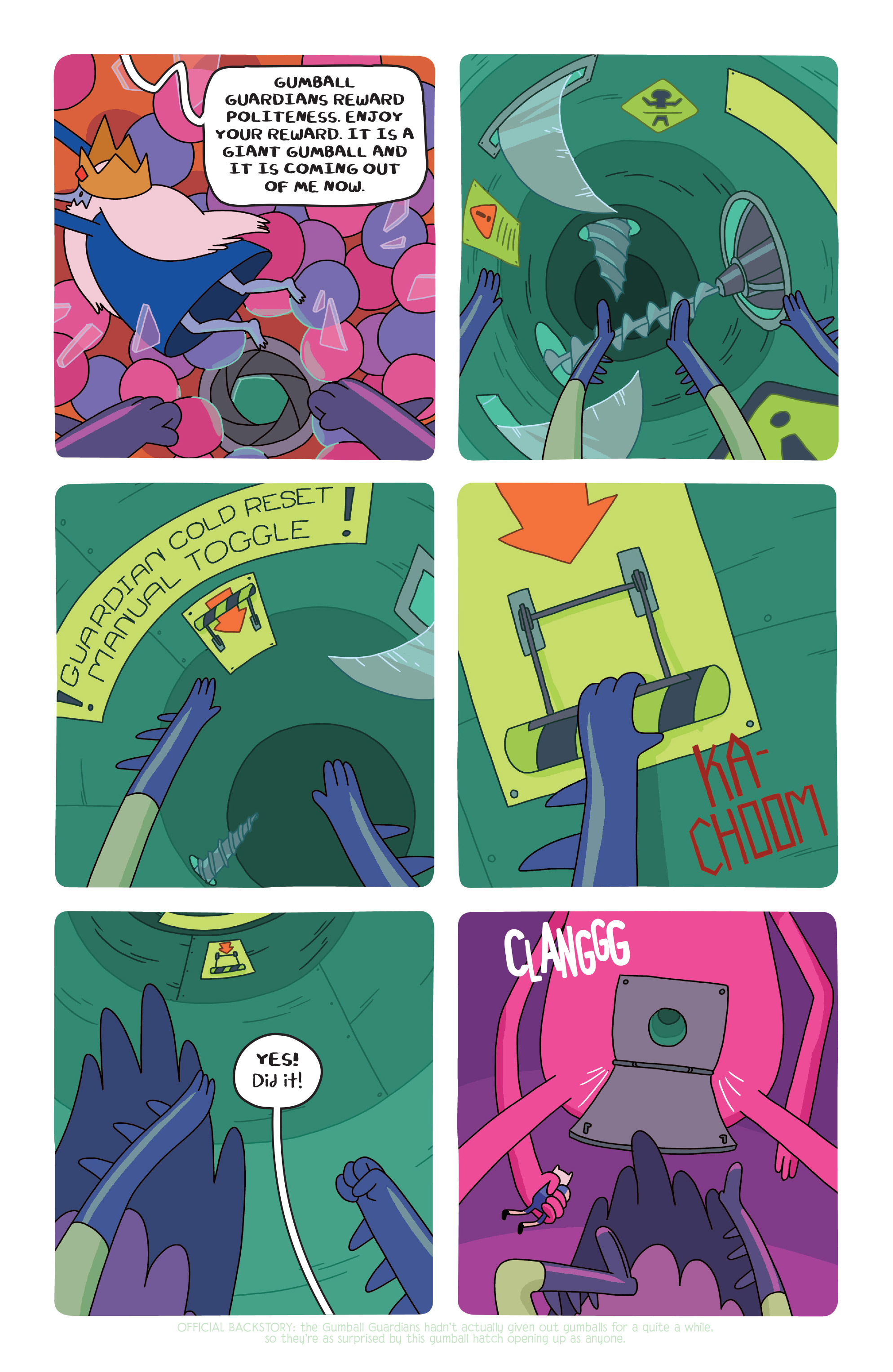 Read online Adventure Time comic -  Issue #Adventure Time _TPB 5 - 18