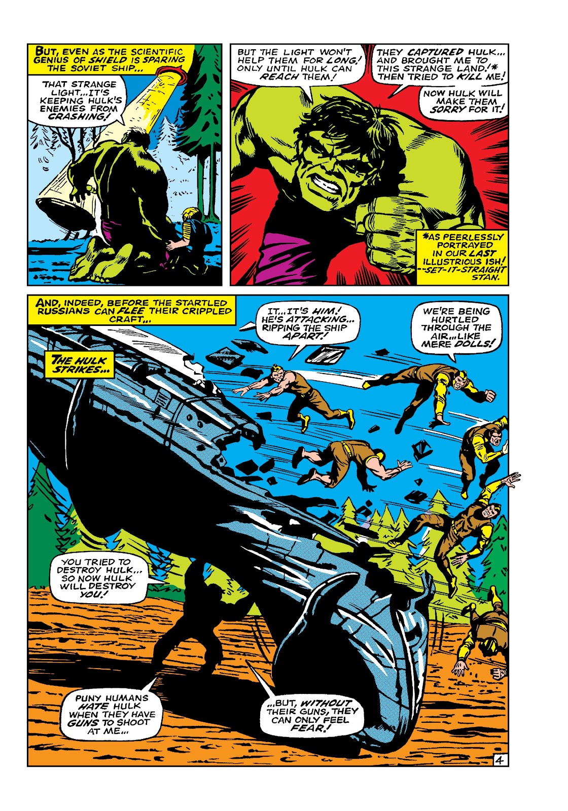 Read online Marvel Masterworks: The Incredible Hulk comic -  Issue # TPB 4 (Part 1) - 95