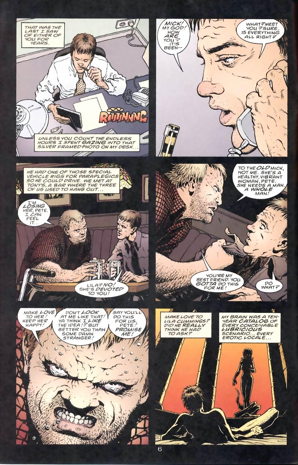 Read online Flinch comic -  Issue #12 - 7