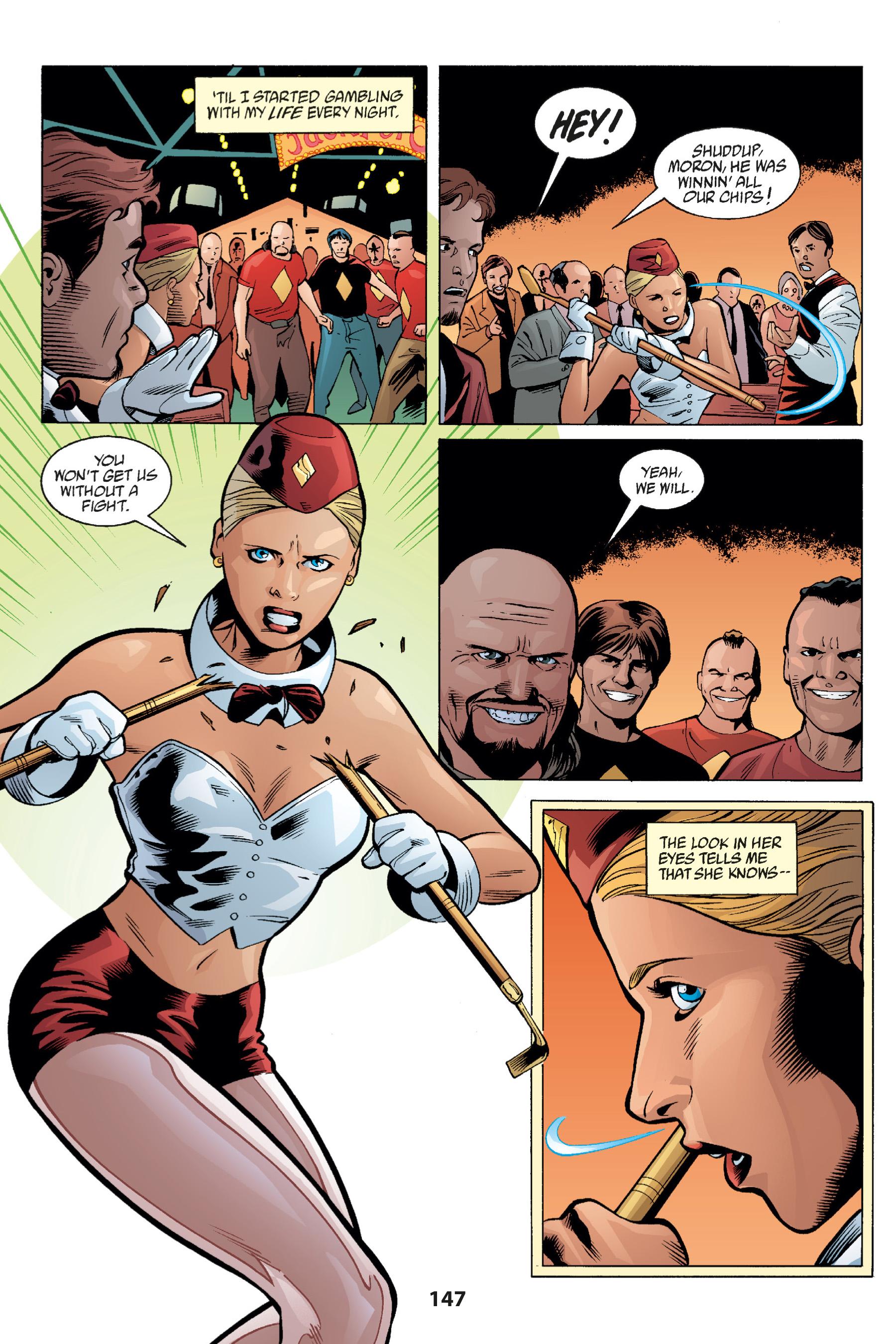 Read online Buffy the Vampire Slayer: Omnibus comic -  Issue # TPB 1 - 146