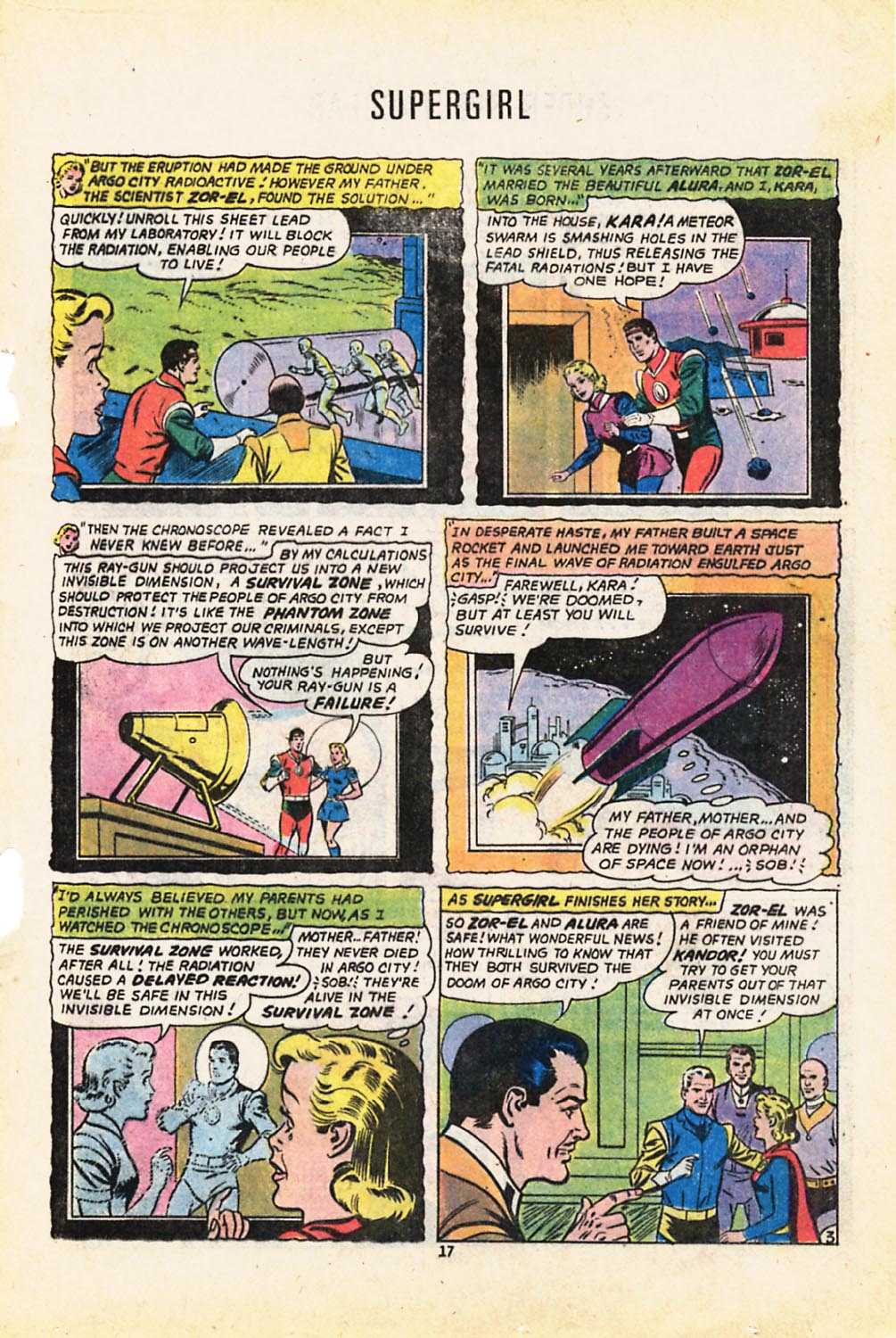 Read online Adventure Comics (1938) comic -  Issue #416 - 17