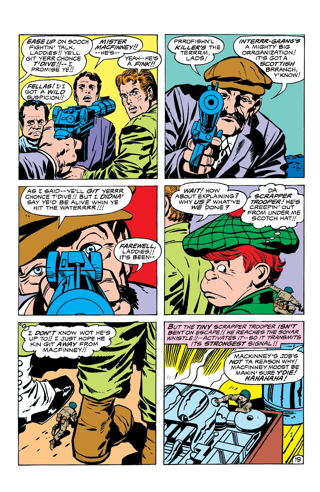 Read online Superman's Pal, Jimmy Olsen by Jack Kirby comic -  Issue # TPB (Part 3) - 58
