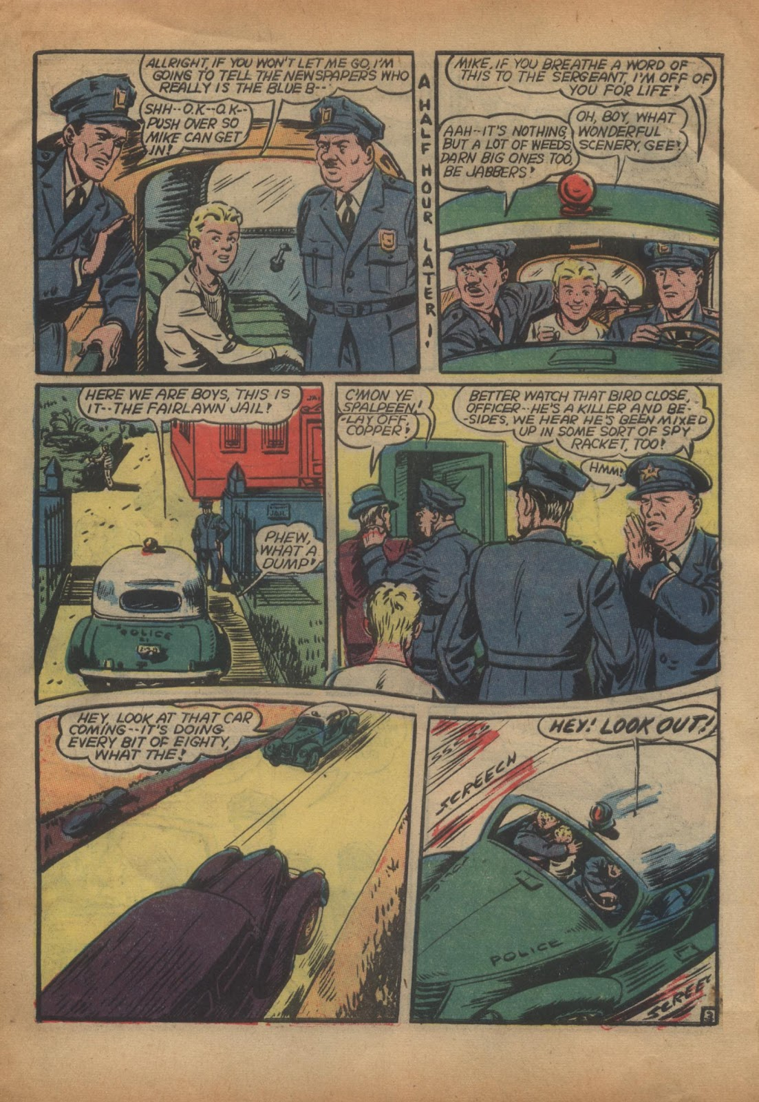 The Blue Beetle issue 15 - Page 5