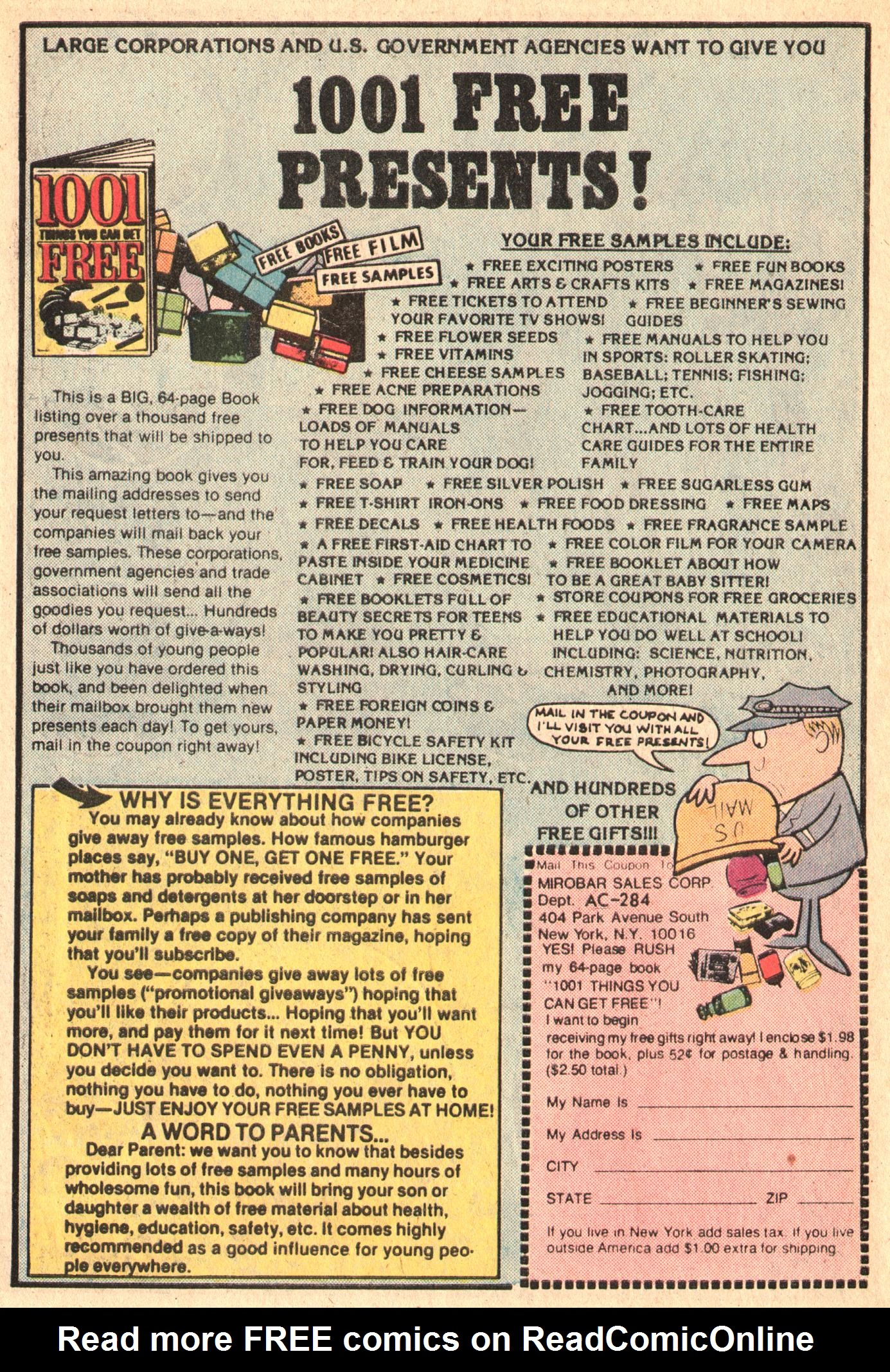 Read online The Fly (1983) comic -  Issue #5 - 34