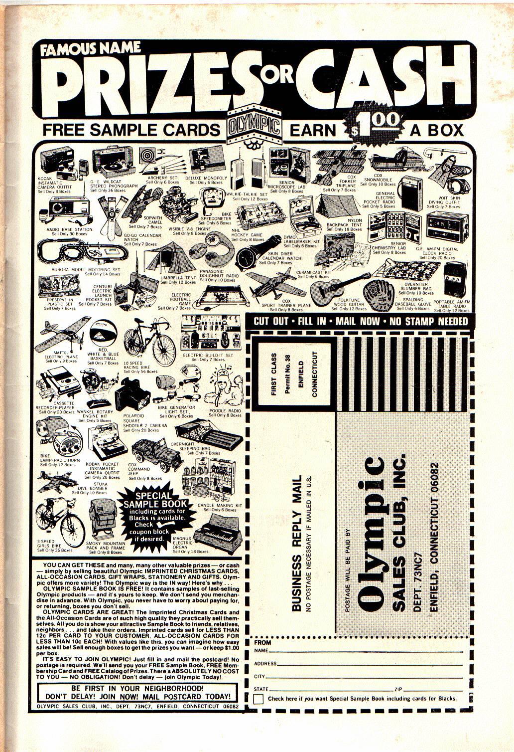 Read online Shazam! (1973) comic -  Issue #6 - 35