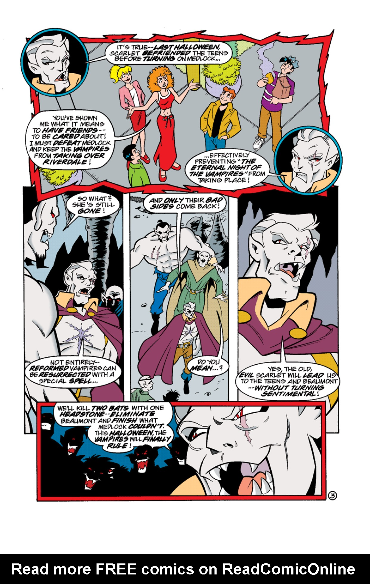Read online Archie's Weird Mysteries comic -  Issue #12 - 5