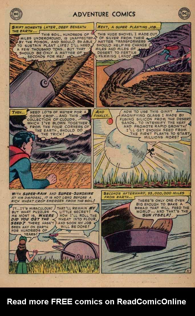 Read online Adventure Comics (1938) comic -  Issue #187 - 13