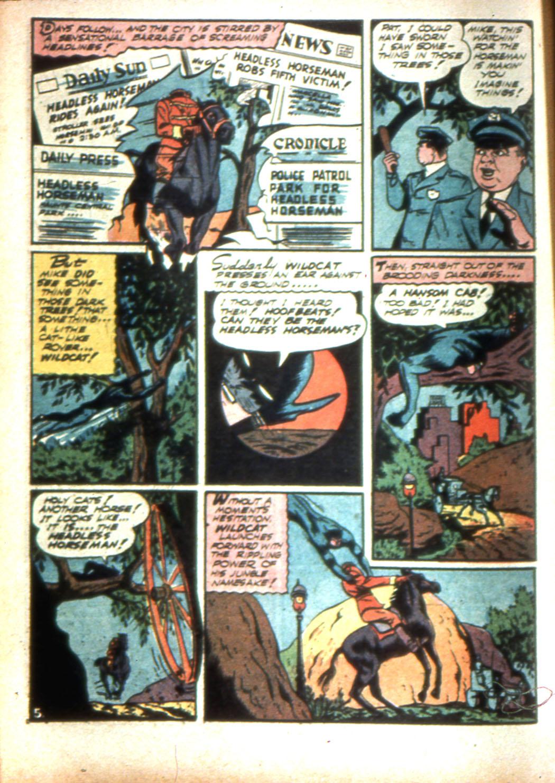 Read online Sensation (Mystery) Comics comic -  Issue #16 - 60