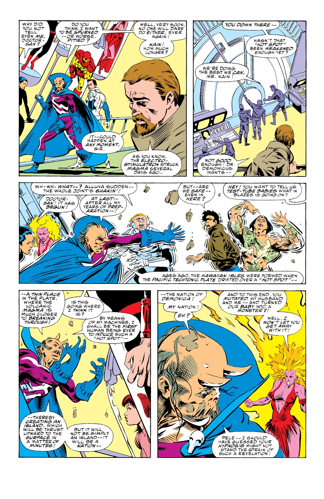Avengers West Coast (1989) issue 73 - Page 20