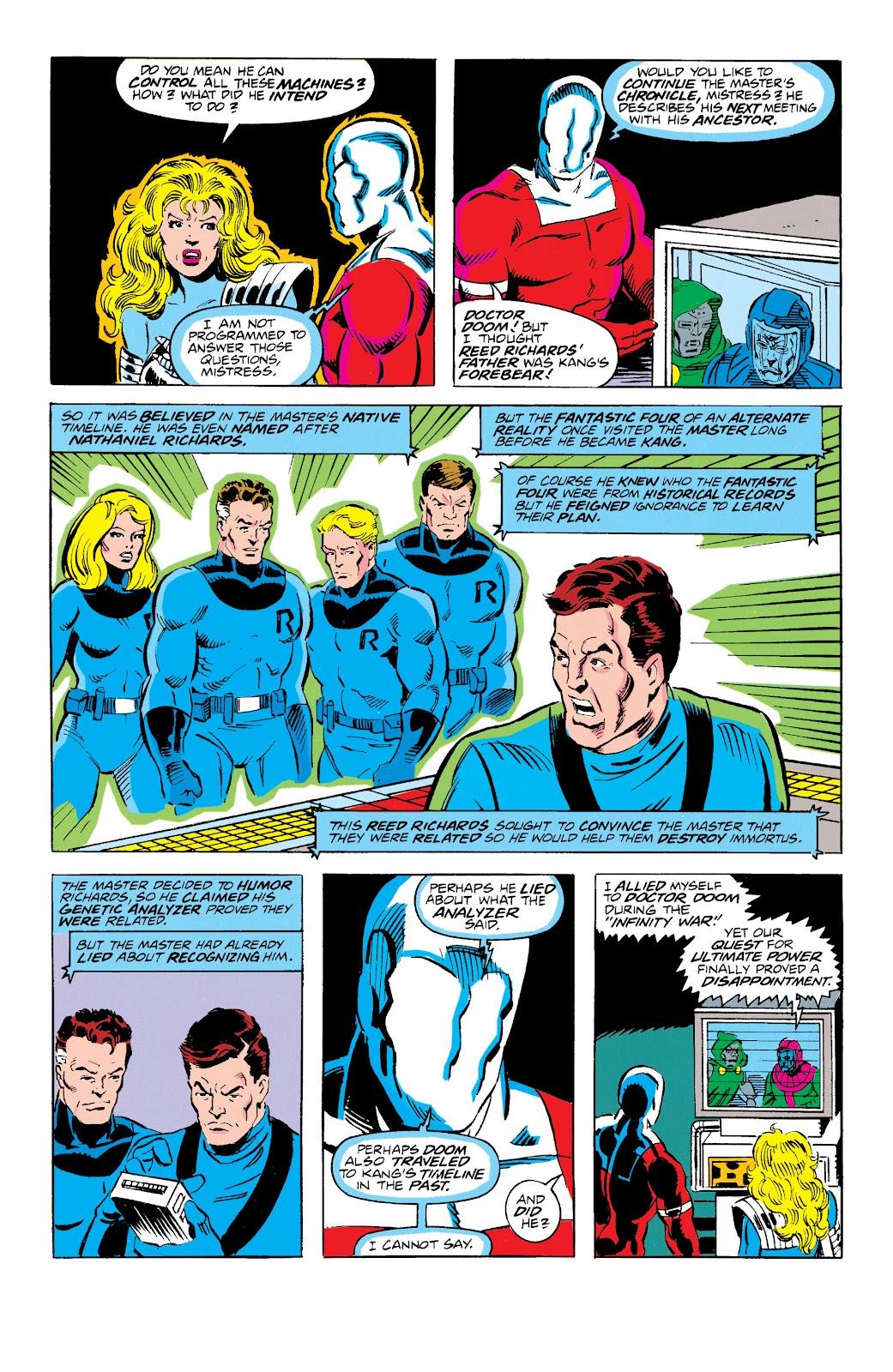 Read online Avengers: Citizen Kang comic -  Issue # TPB (Part 2) - 120